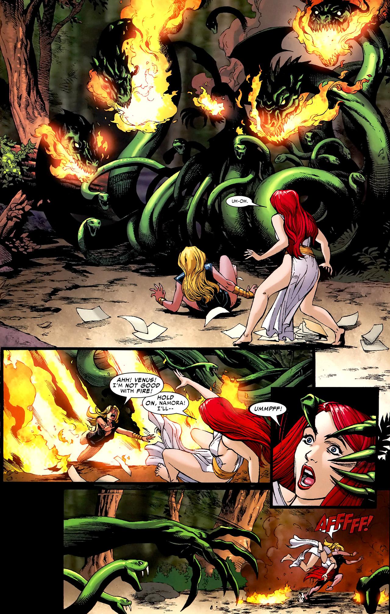 Read online Hercules: Fall of an Avenger comic -  Issue #2 - 25