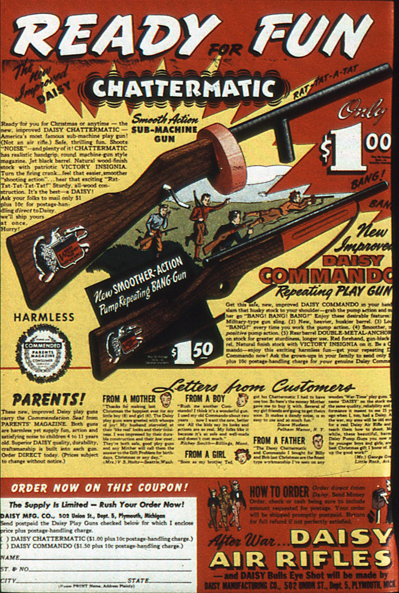 Read online Adventure Comics (1938) comic -  Issue #96 - 53
