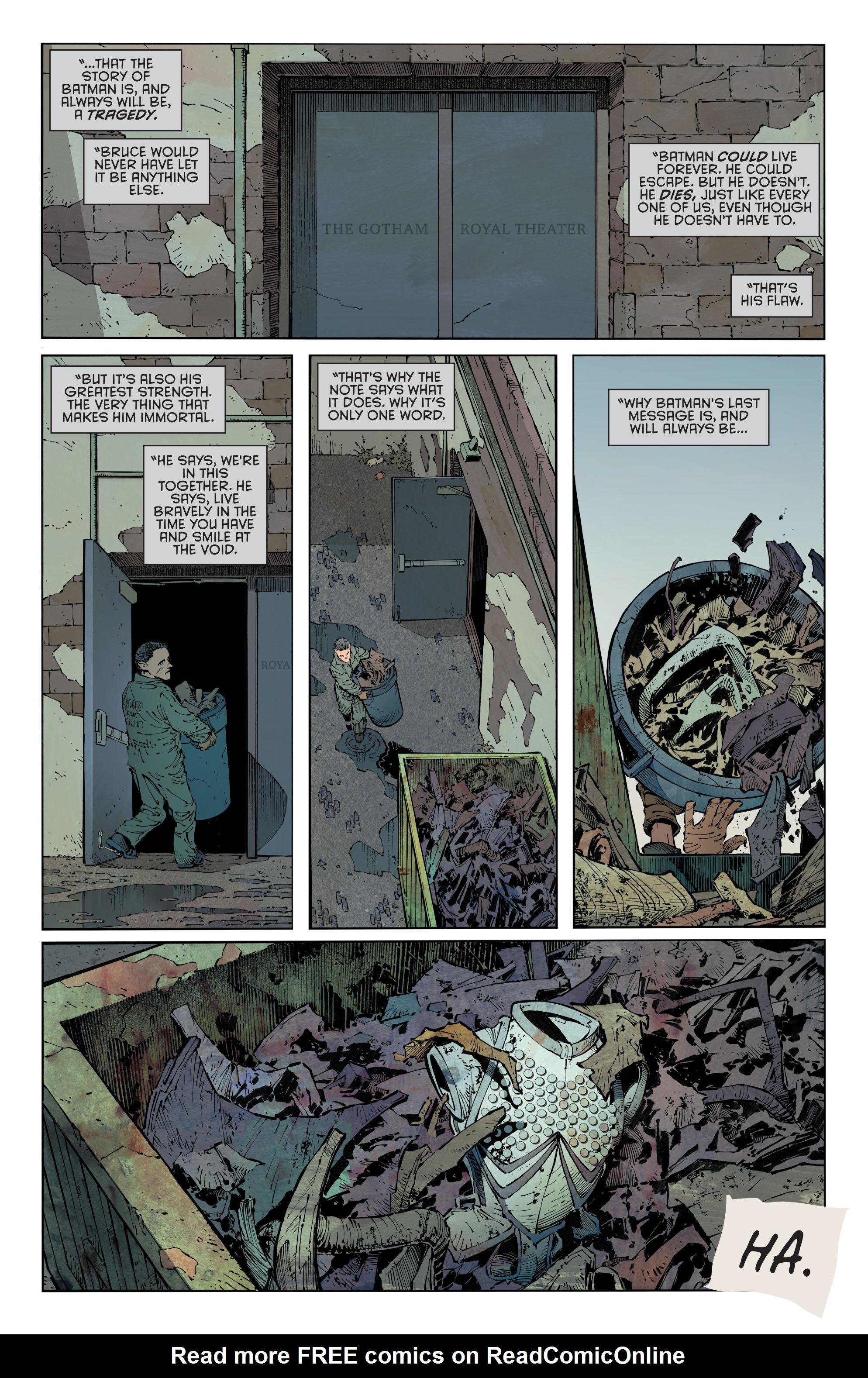 Read online Batman (2011) comic -  Issue # _TPB 7 - 148