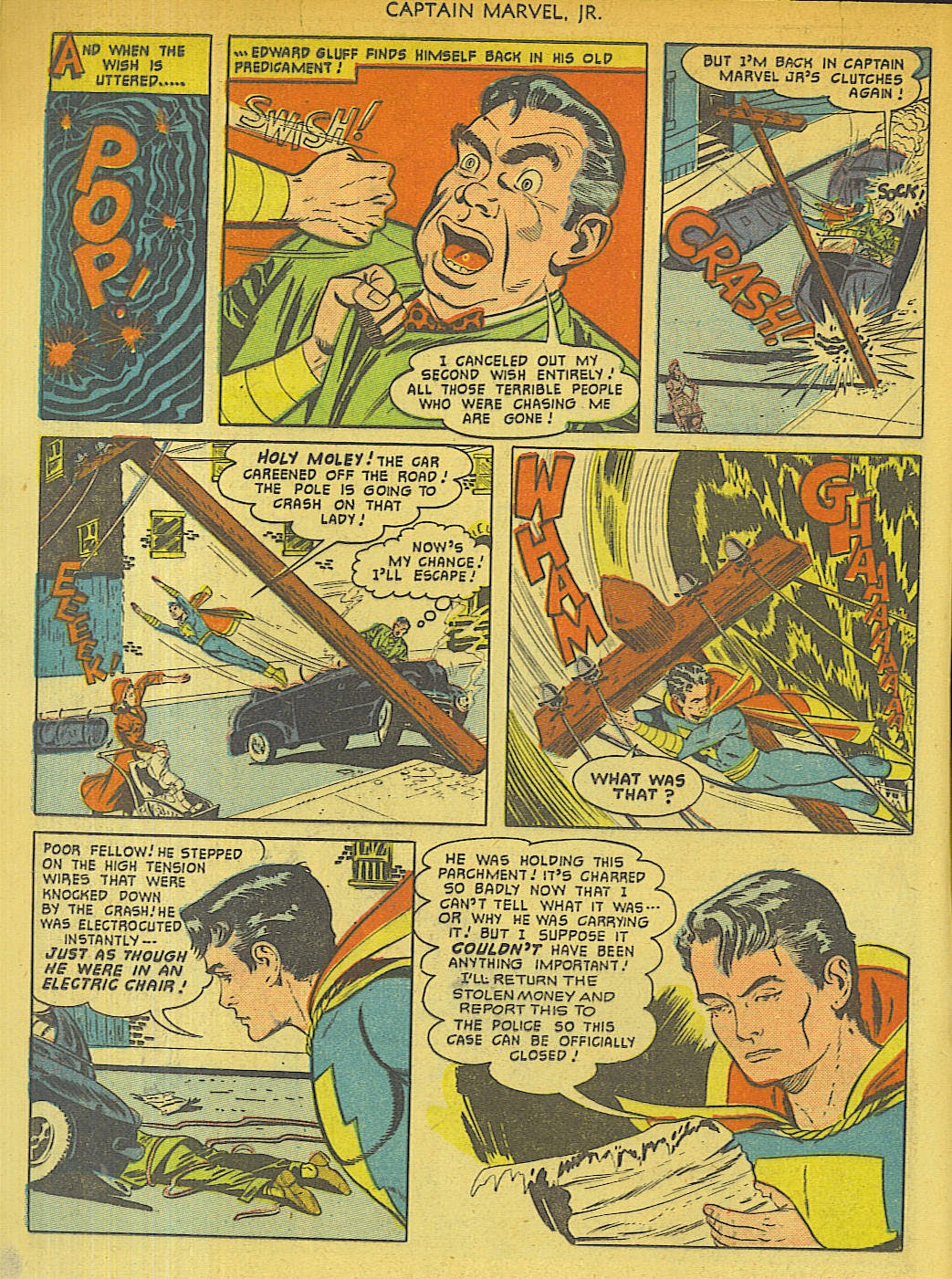Captain Marvel, Jr. issue 96 - Page 12
