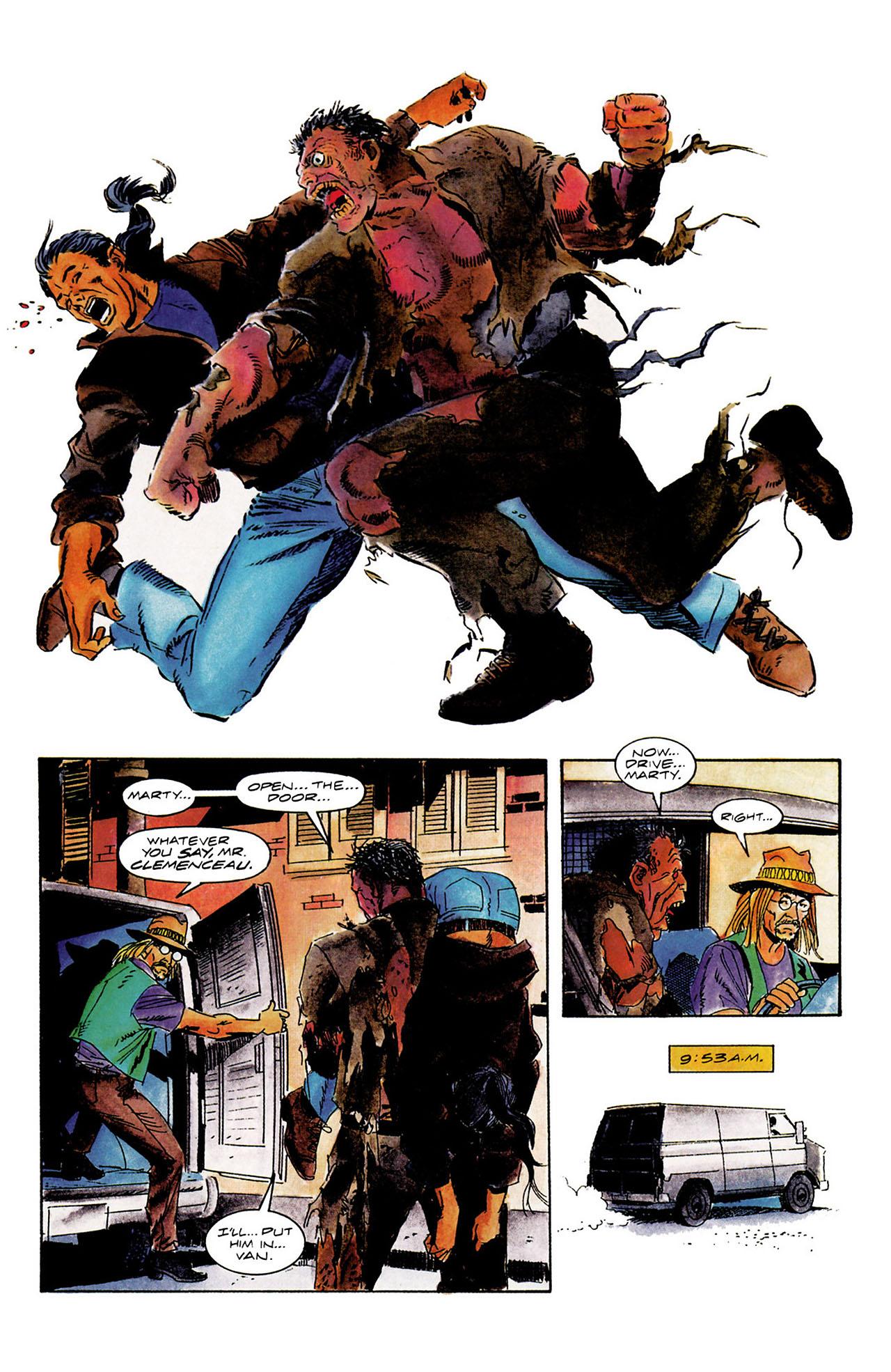 Read online Shadowman (1992) comic -  Issue #10 - 6