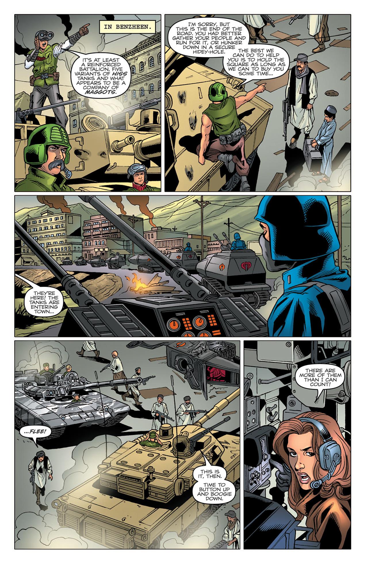 G.I. Joe: A Real American Hero 174 Page 23