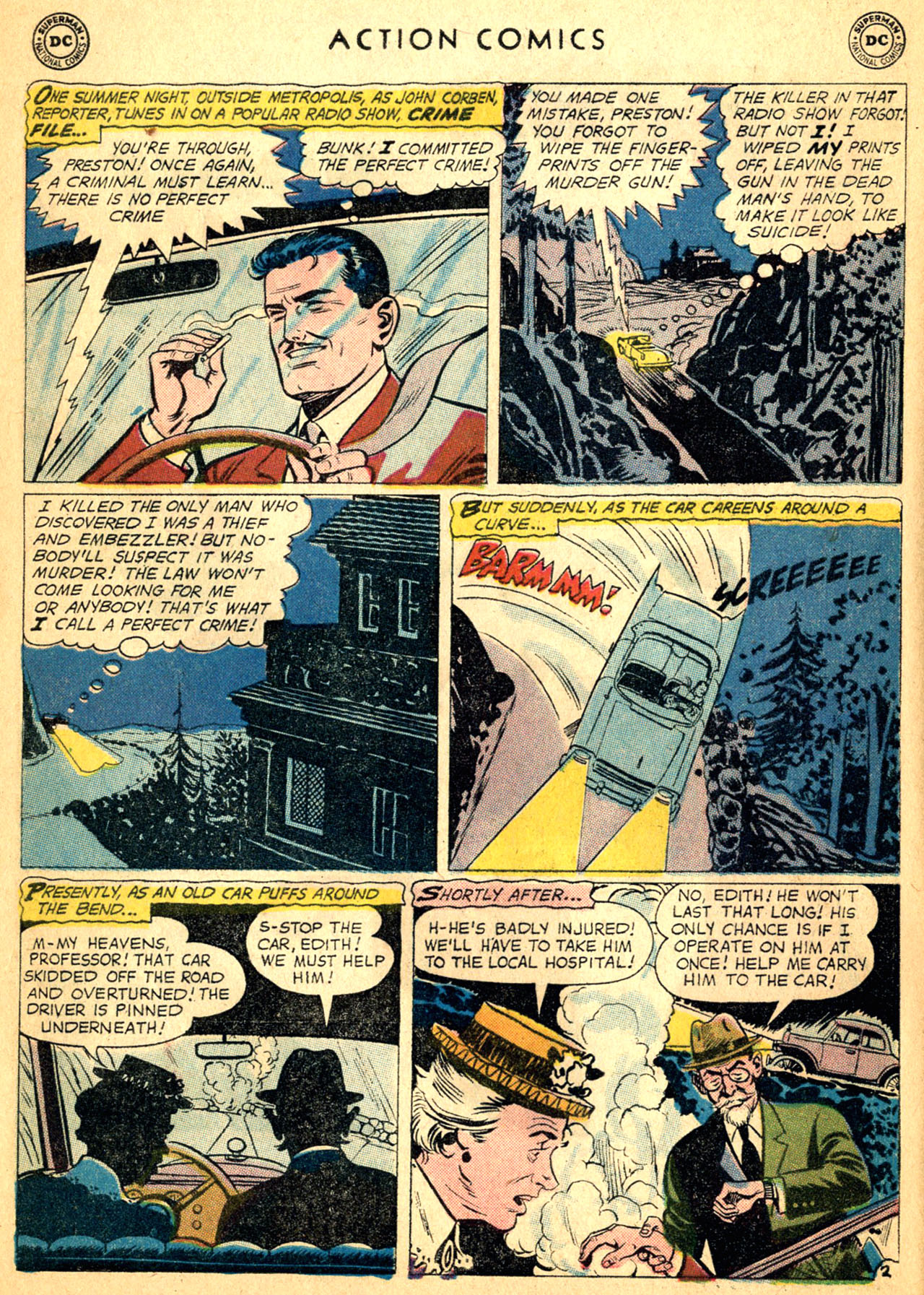 Read online Action Comics (1938) comic -  Issue #252 - 4