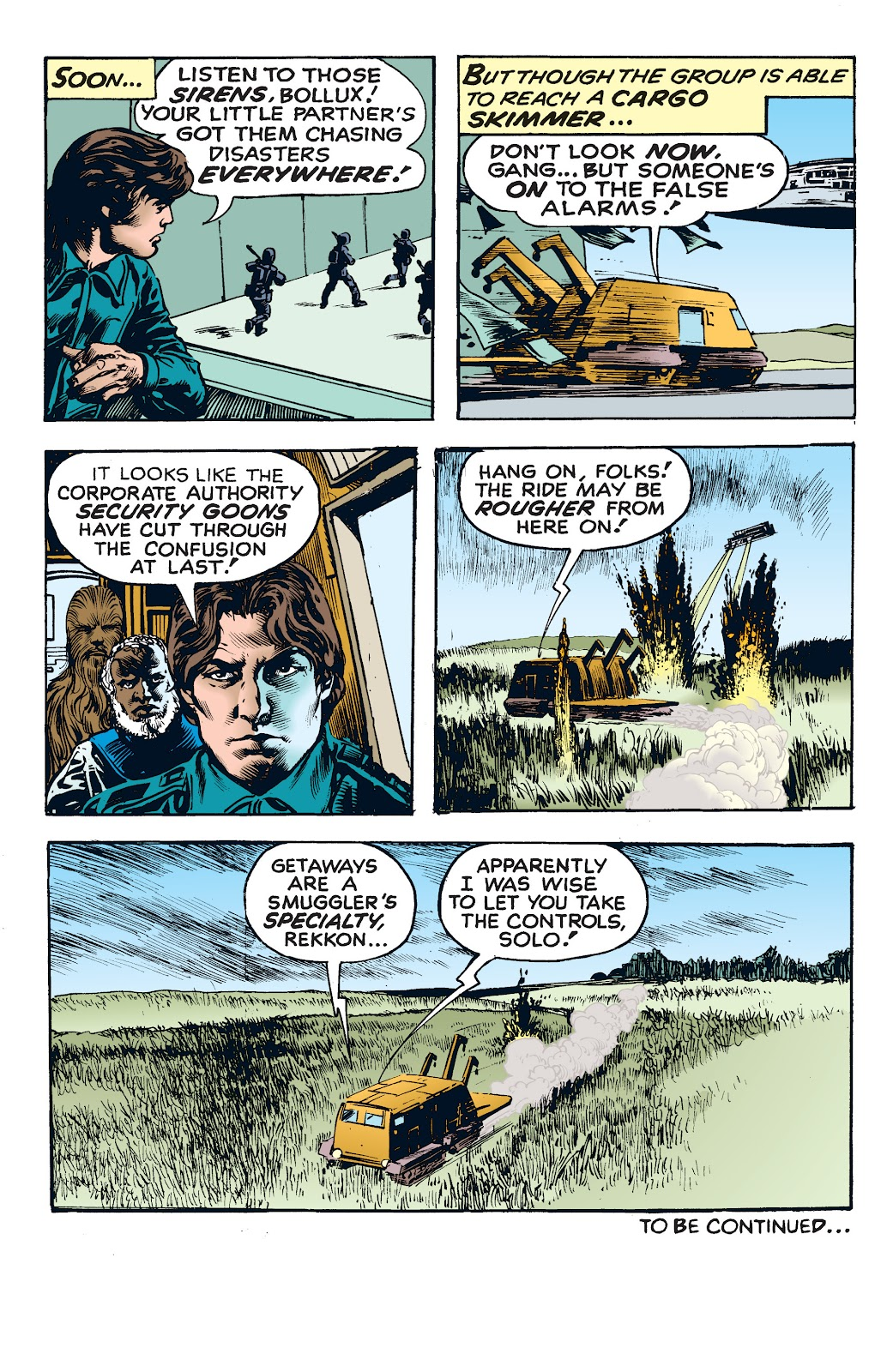 Read online Star Wars Legends: The Newspaper Strips - Epic Collection comic -  Issue # TPB (Part 4) - 31