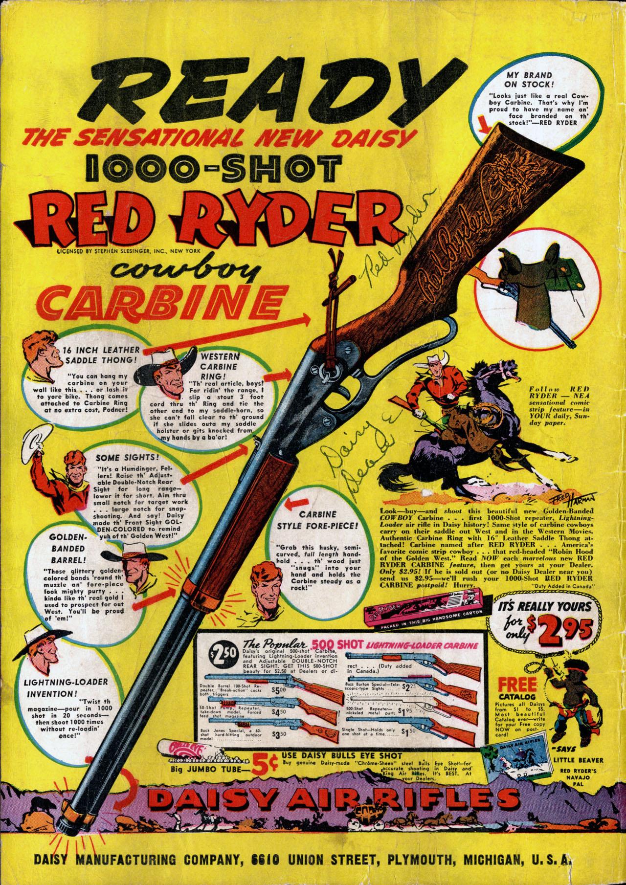 Read online Detective Comics (1937) comic -  Issue #44 - 68