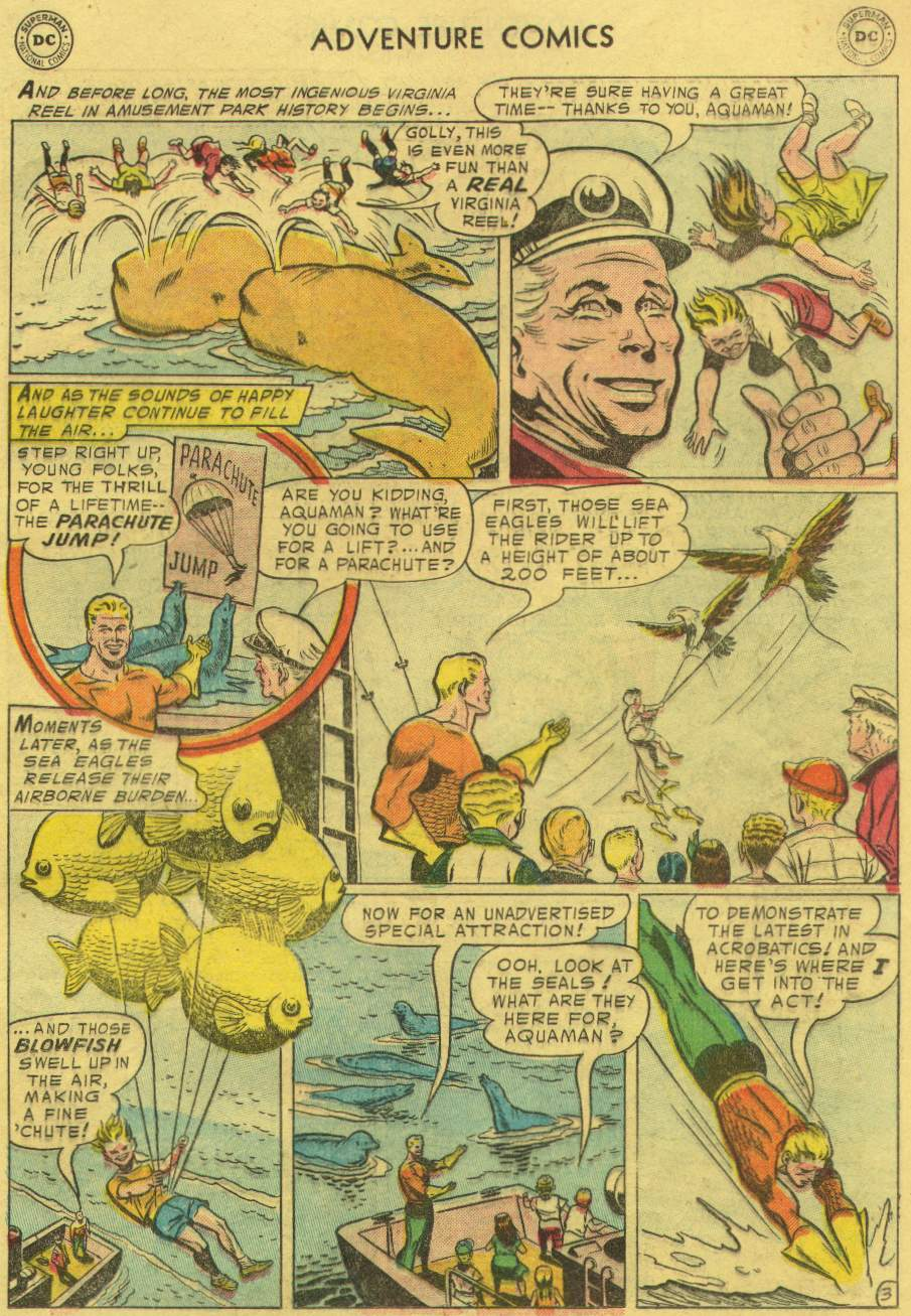 Read online Adventure Comics (1938) comic -  Issue #219 - 19
