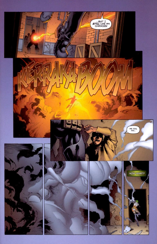 Read online Aphrodite IX (2000) comic -  Issue #4 - 8