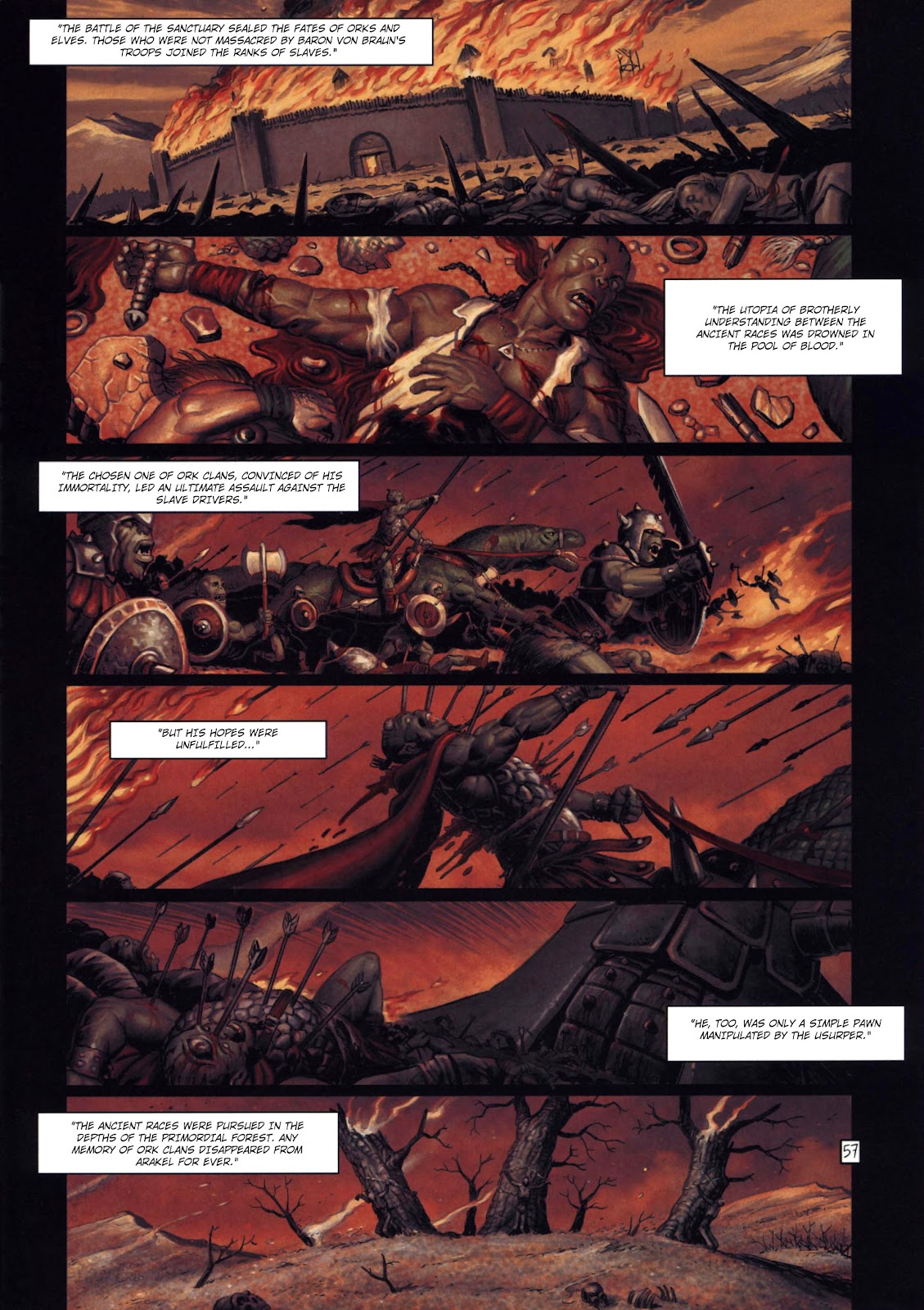 Read online Orks comic -  Issue #2 - 58