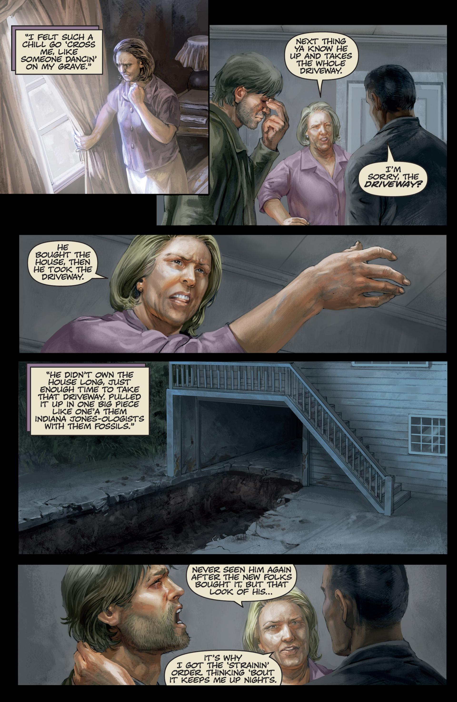 Read online Abattoir comic -  Issue #4 - 9