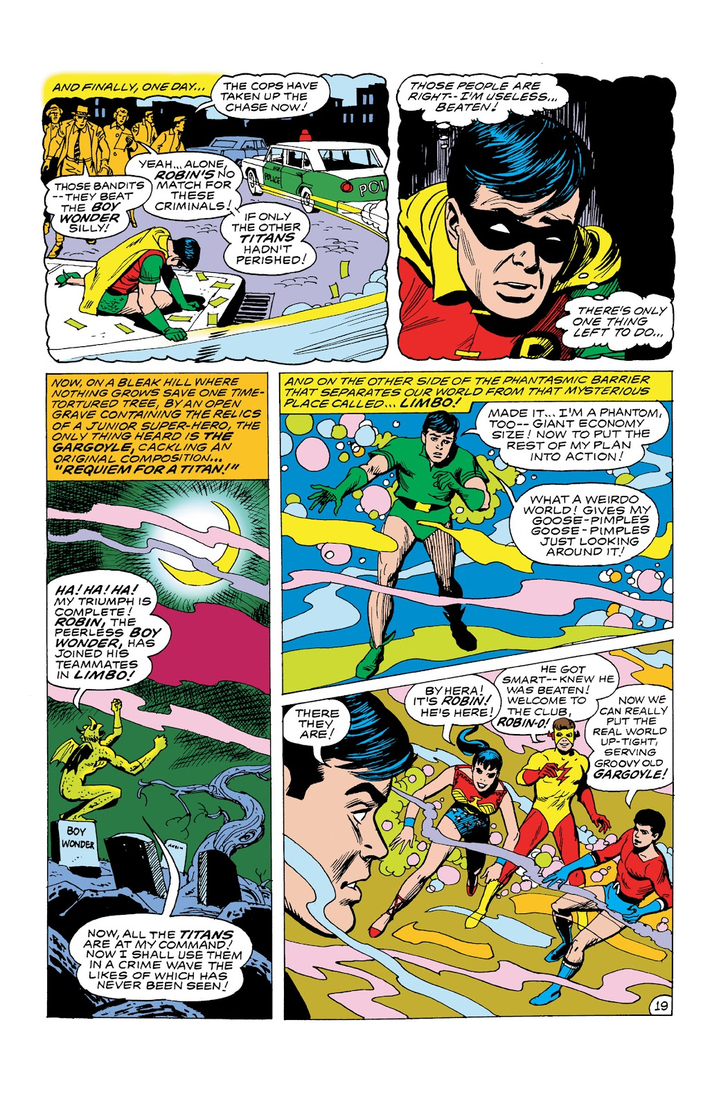 Teen Titans (1966) issue 14 - Page 20