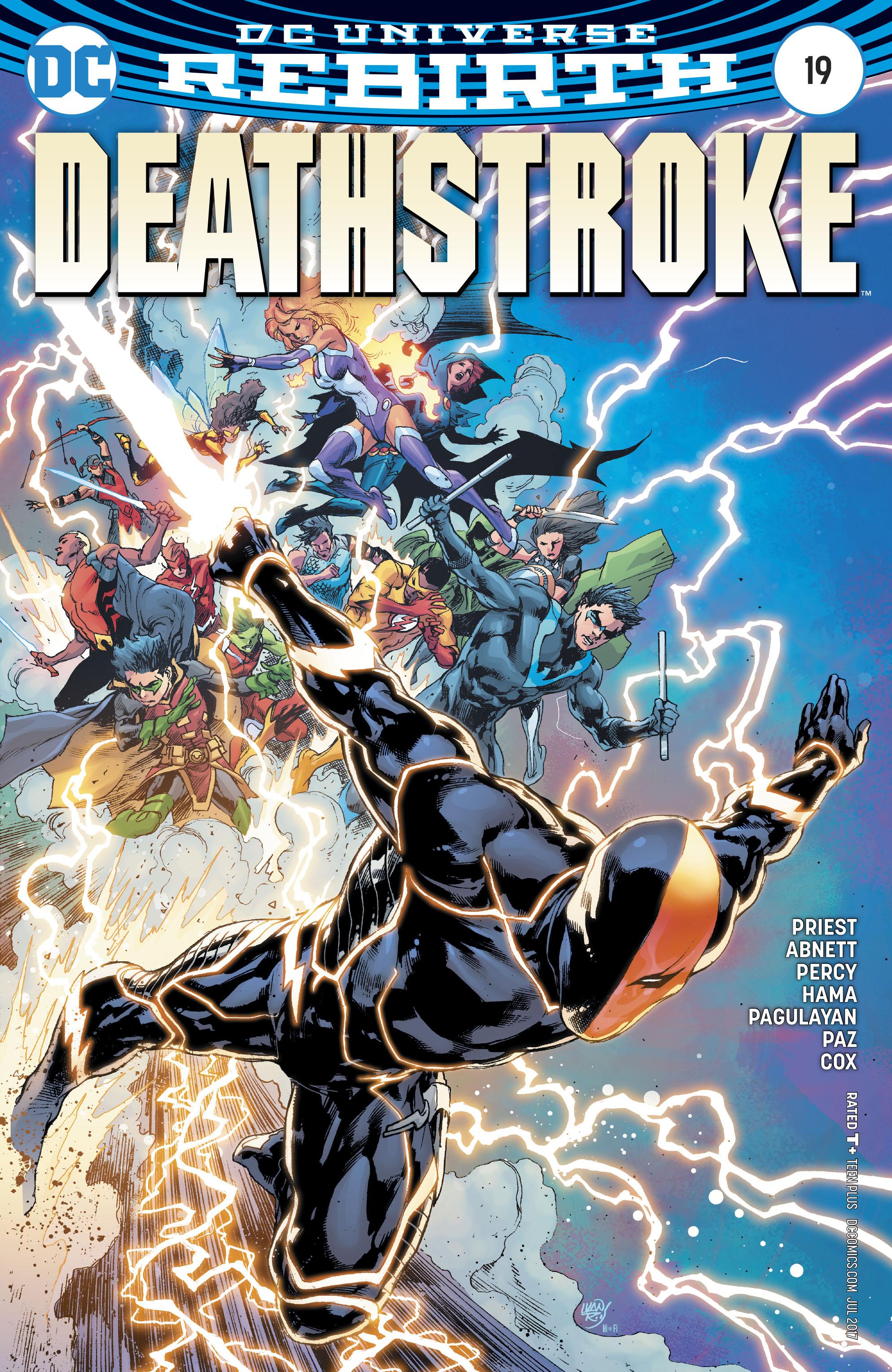 Read online Deathstroke (2016) comic -  Issue #19 - 3
