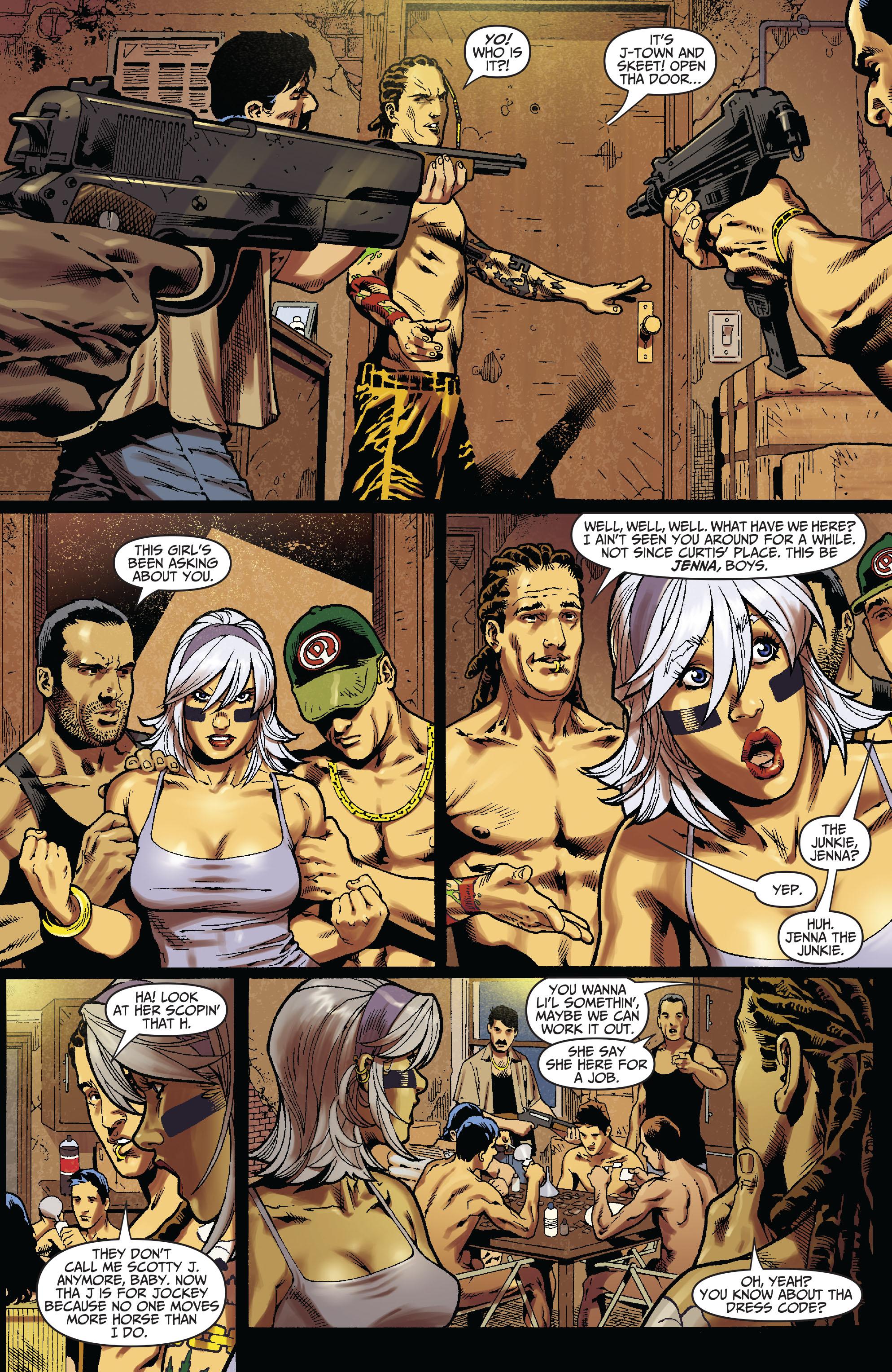 Read online Amazing Spider-Man Presents: Anti-Venom - New Ways To Live comic -  Issue #1 - 6