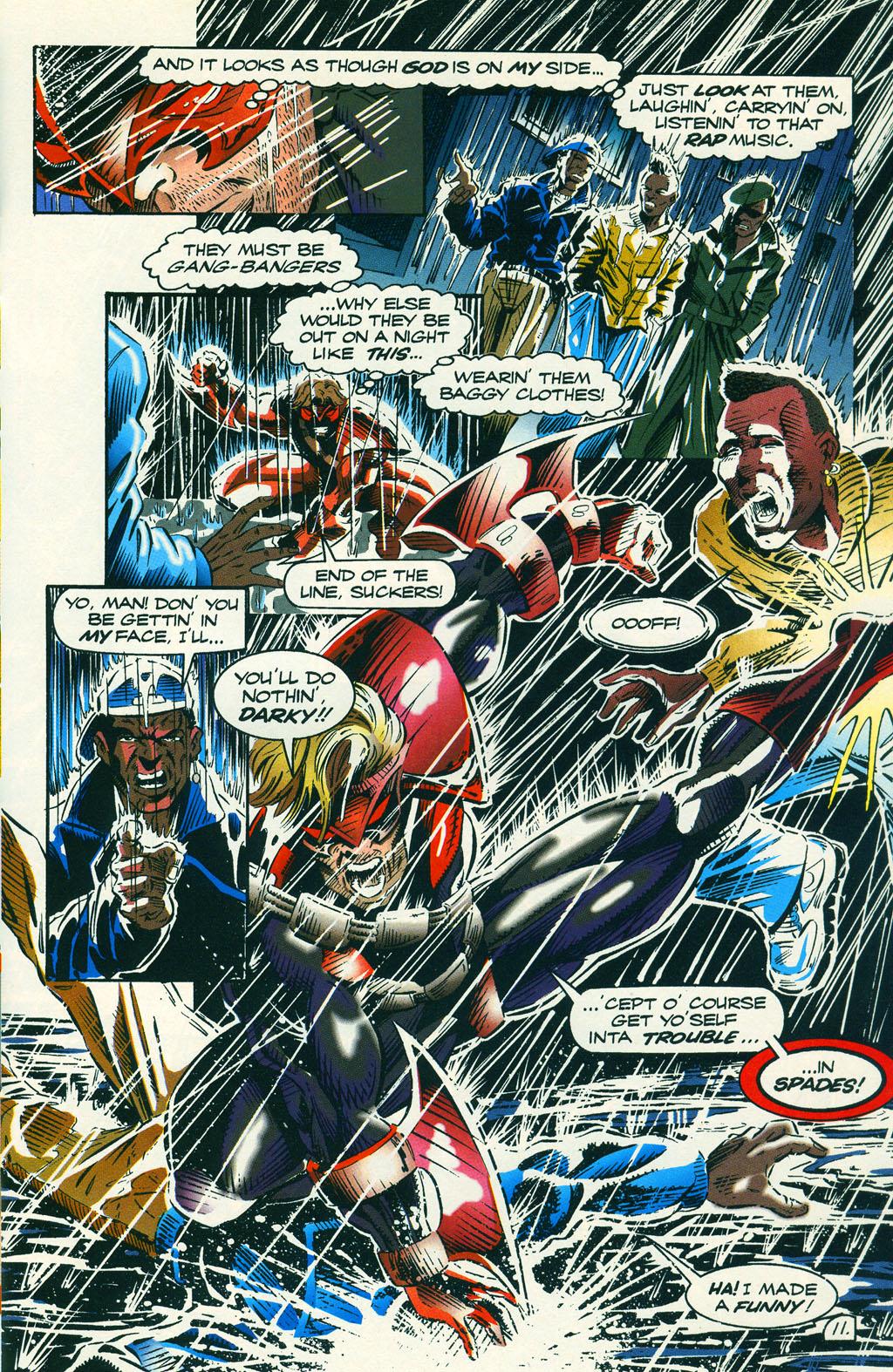 Read online ShadowHawk comic -  Issue #6 - 15