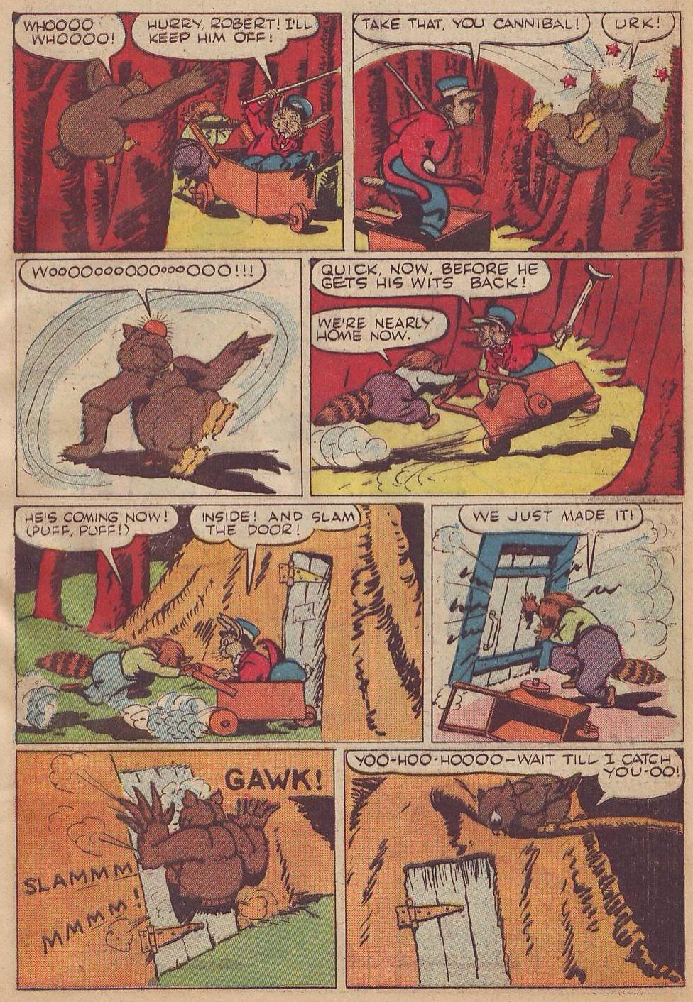 Read online Animal Comics comic -  Issue #13 - 7