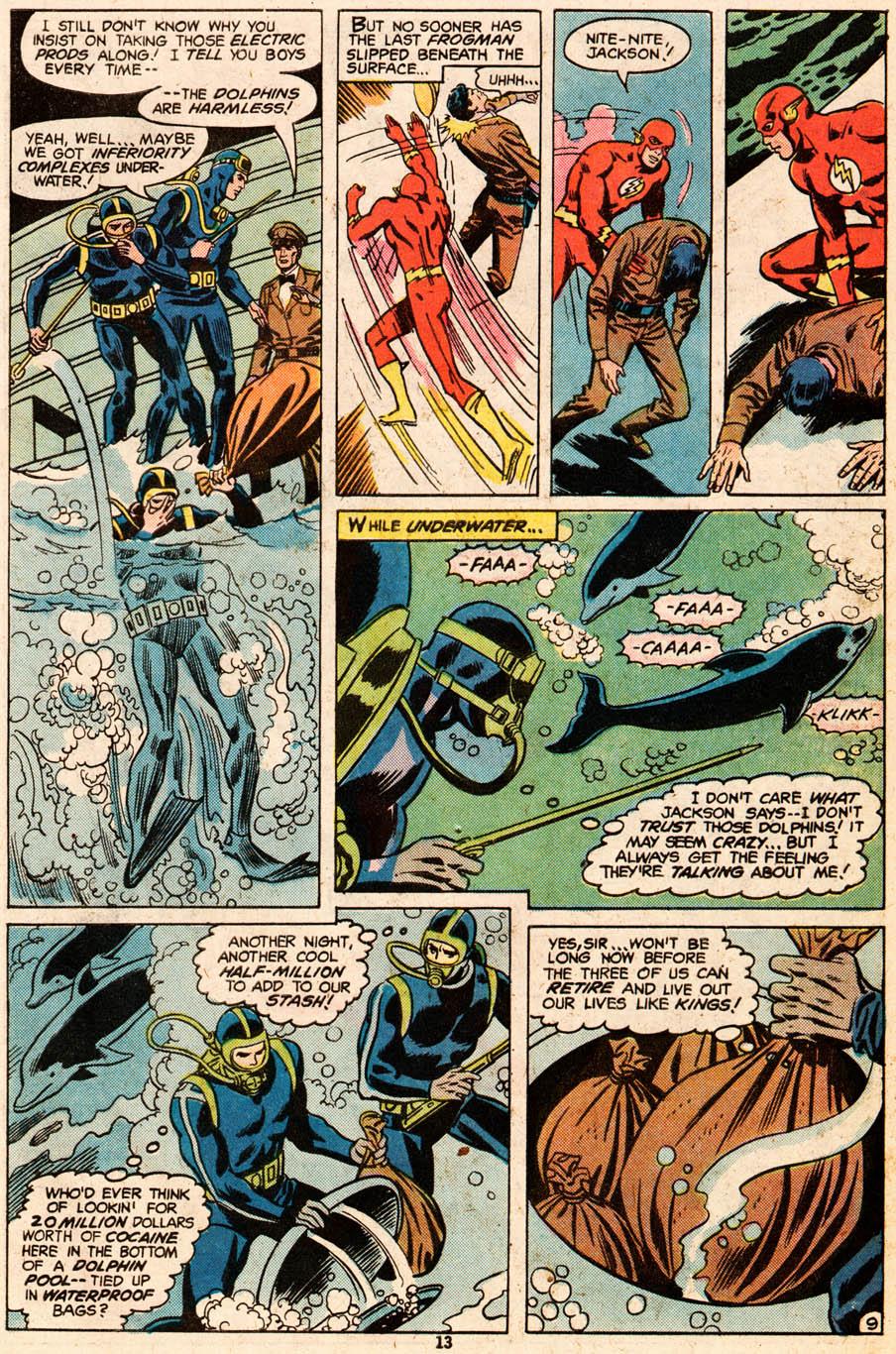Read online Adventure Comics (1938) comic -  Issue #465 - 12
