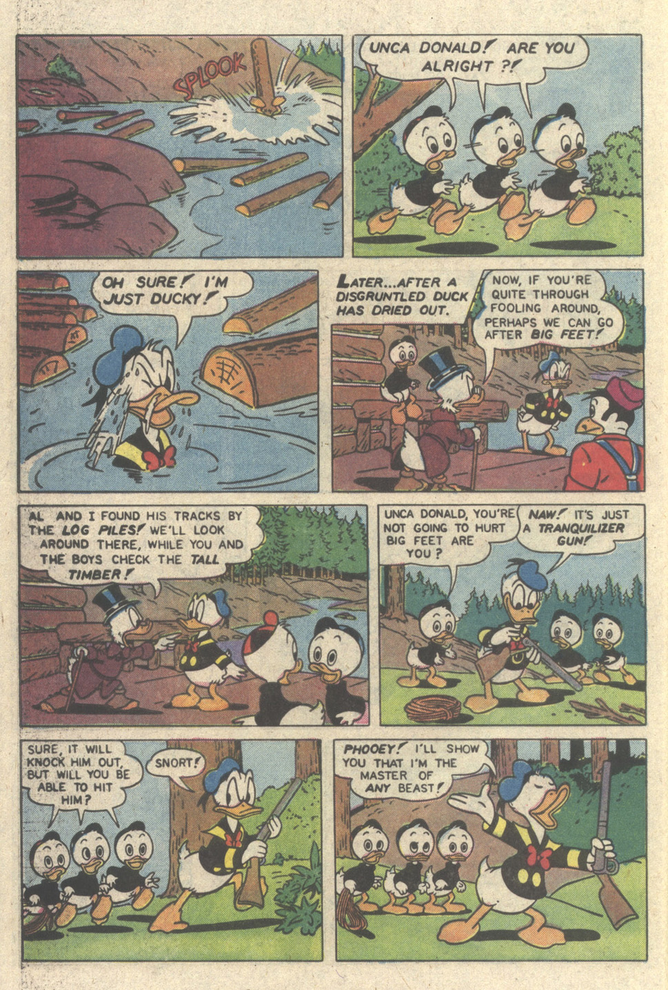 Walt Disney's Donald Duck (1986) issue 249 - Page 28