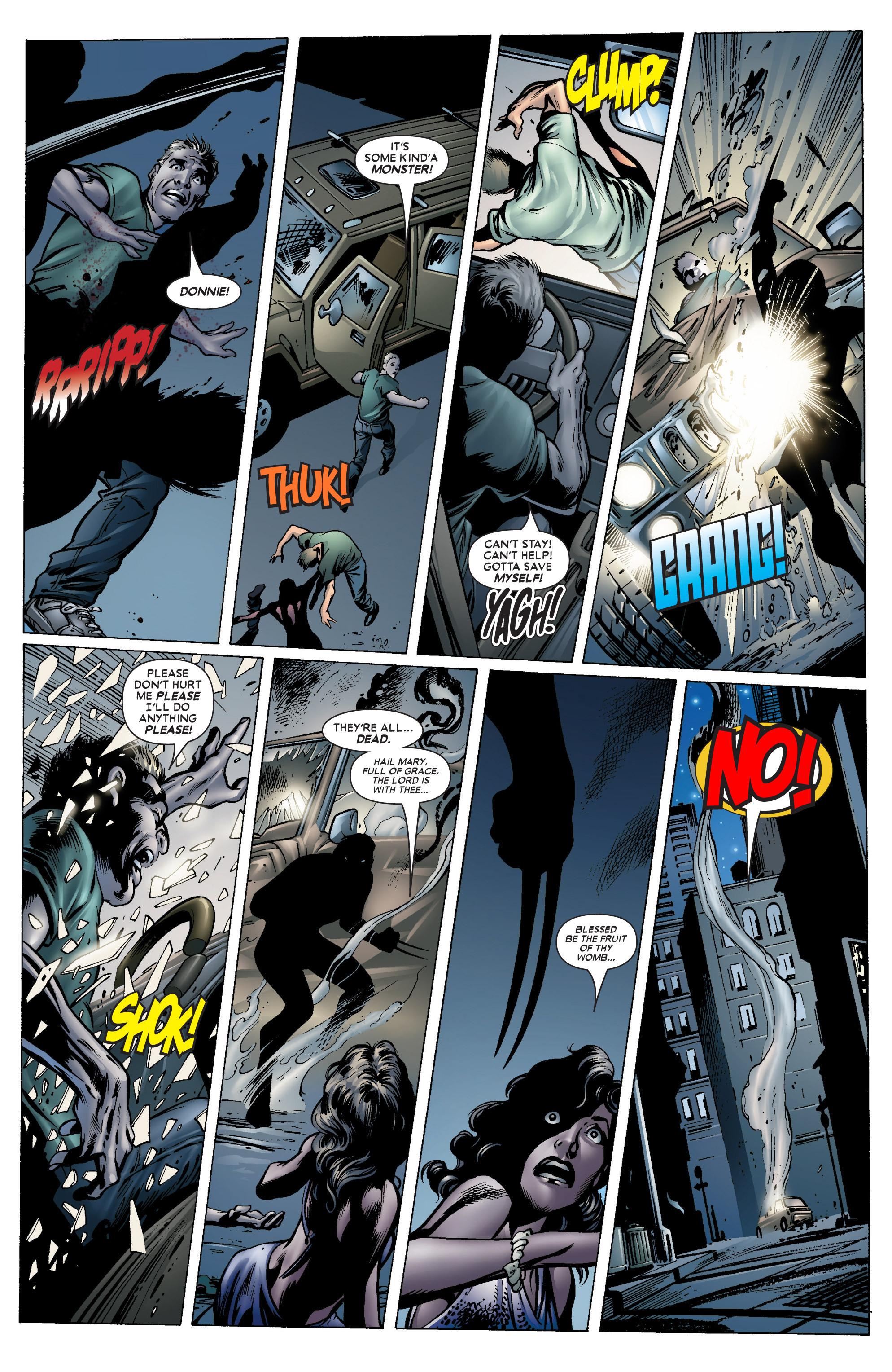 Read online Uncanny X-Men (1963) comic -  Issue #450 - 10