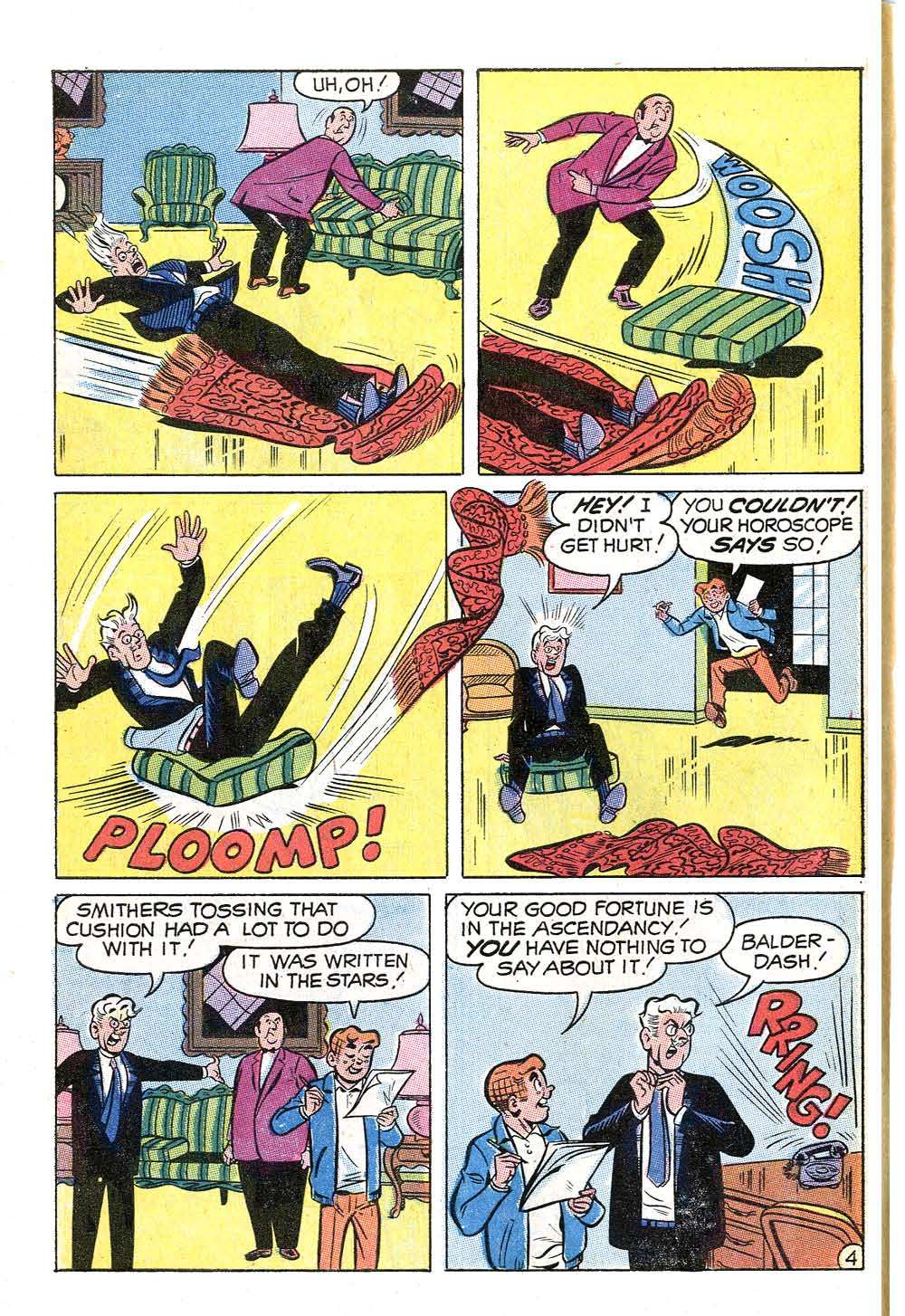 Read online Archie (1960) comic -  Issue #204 - 6