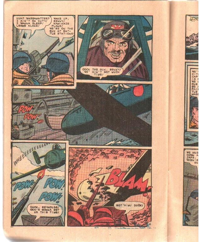 Read online Fightin' Navy comic -  Issue #122 - 20