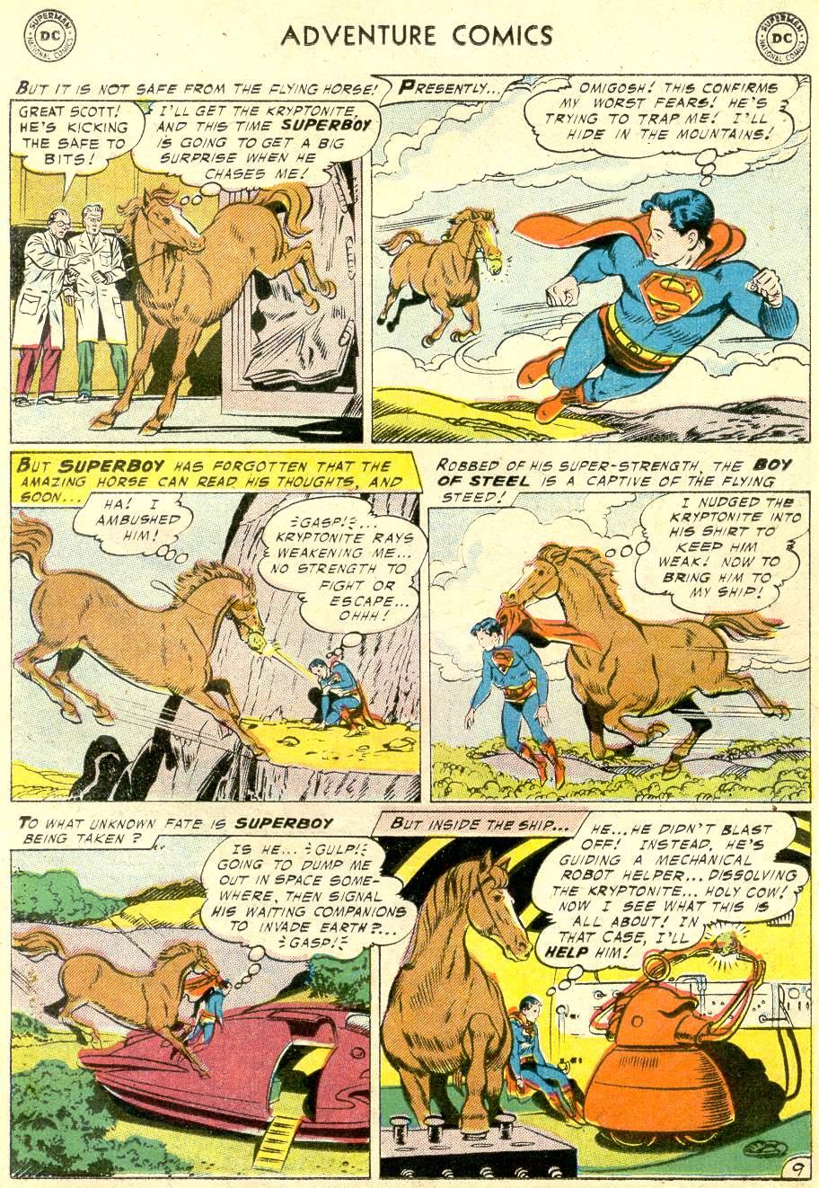 Read online Adventure Comics (1938) comic -  Issue #230 - 11