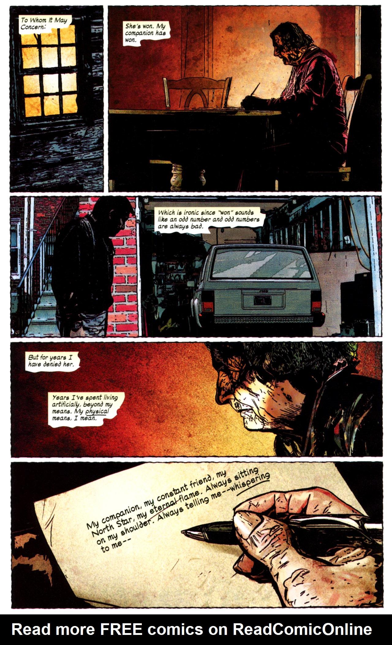 Read online Stephen King's N. comic -  Issue #2 - 22