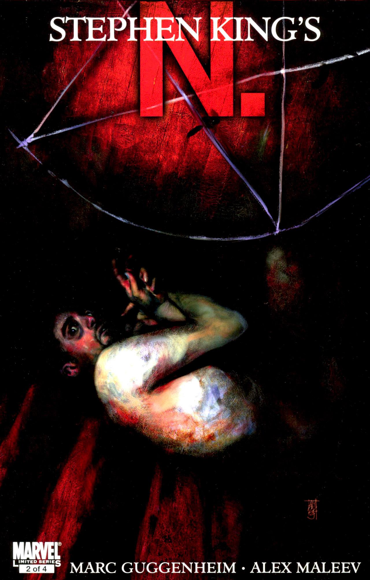 Read online Stephen King's N. comic -  Issue #2 - 1