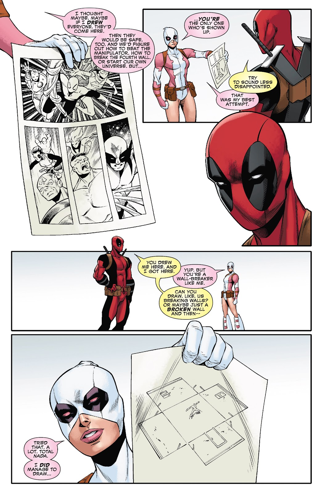 Read online Spider-Man/Deadpool comic -  Issue #48 - 12