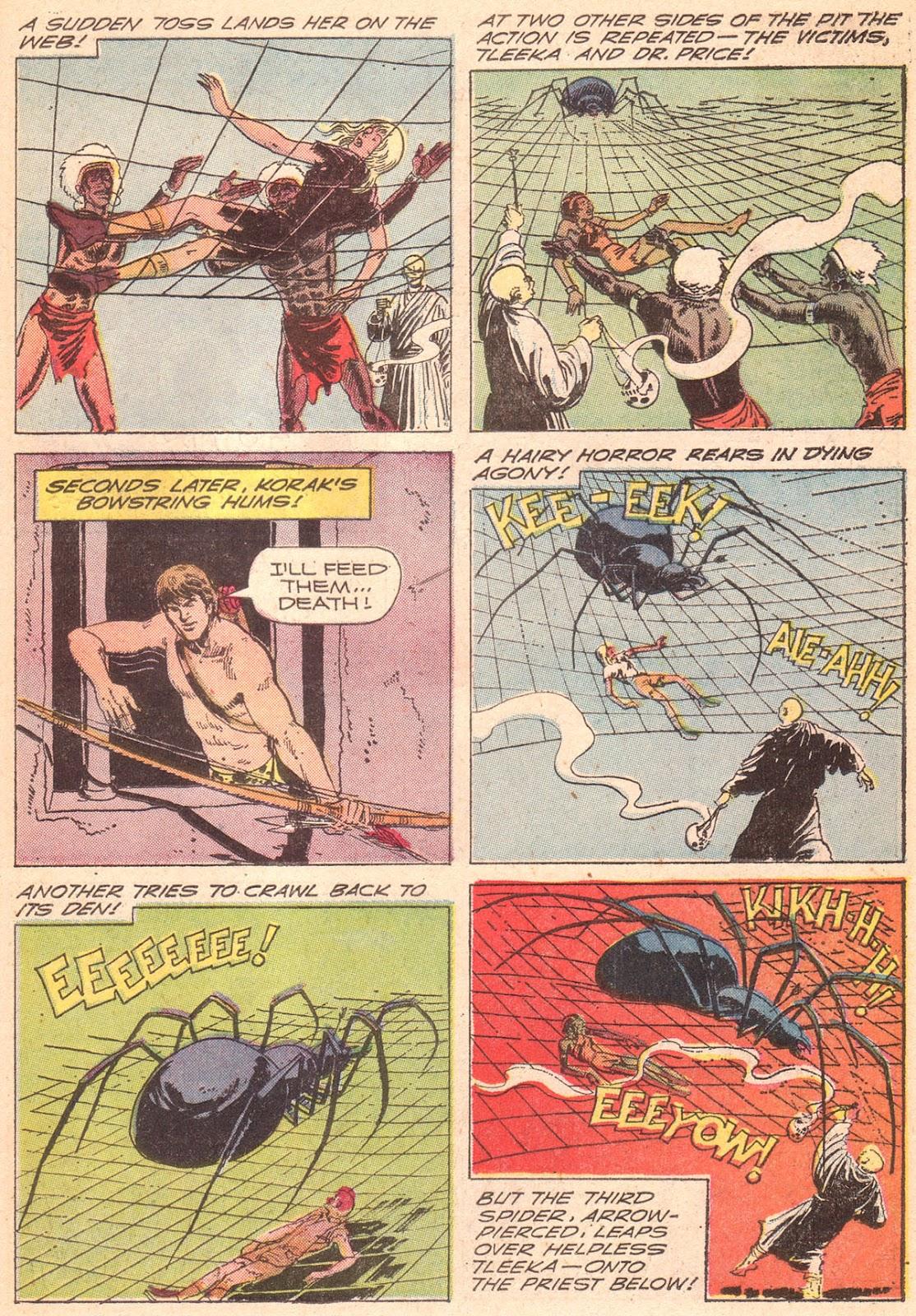 Korak, Son of Tarzan (1964) issue 39 - Page 23