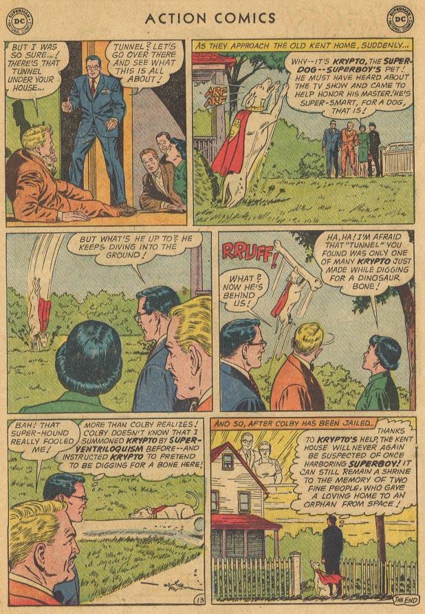 Action Comics (1938) 288 Page 14