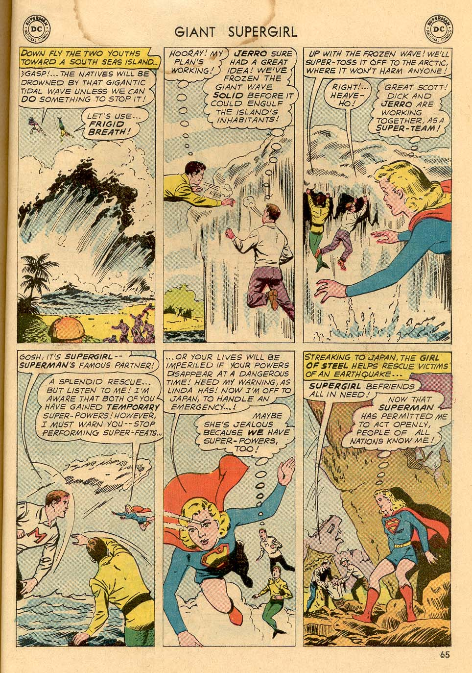 Action Comics (1938) 347 Page 66