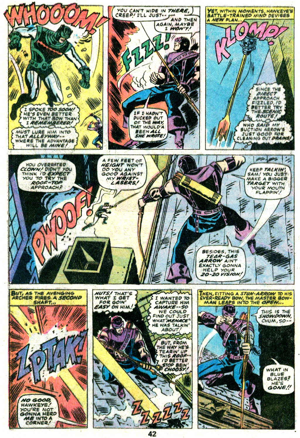 Giant-Size Avengers (1974) issue 5 - Page 33