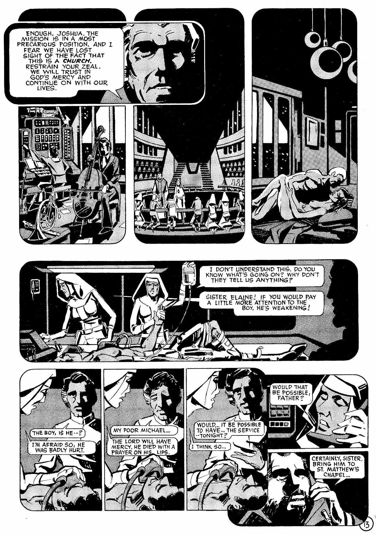 Read online Star*Reach comic -  Issue #10 - 44