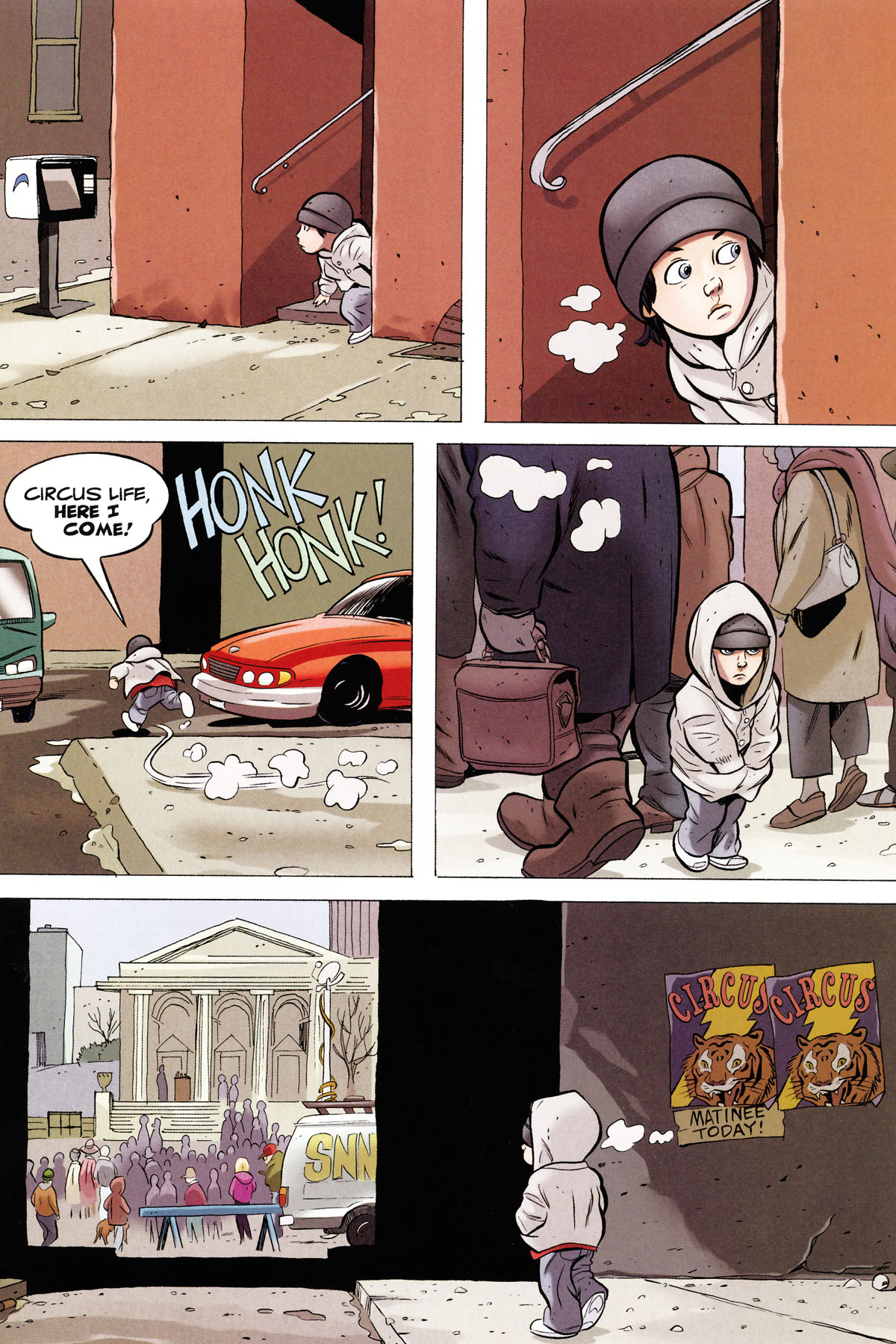 Read online Shazam!: The Monster Society of Evil comic -  Issue #2 - 8