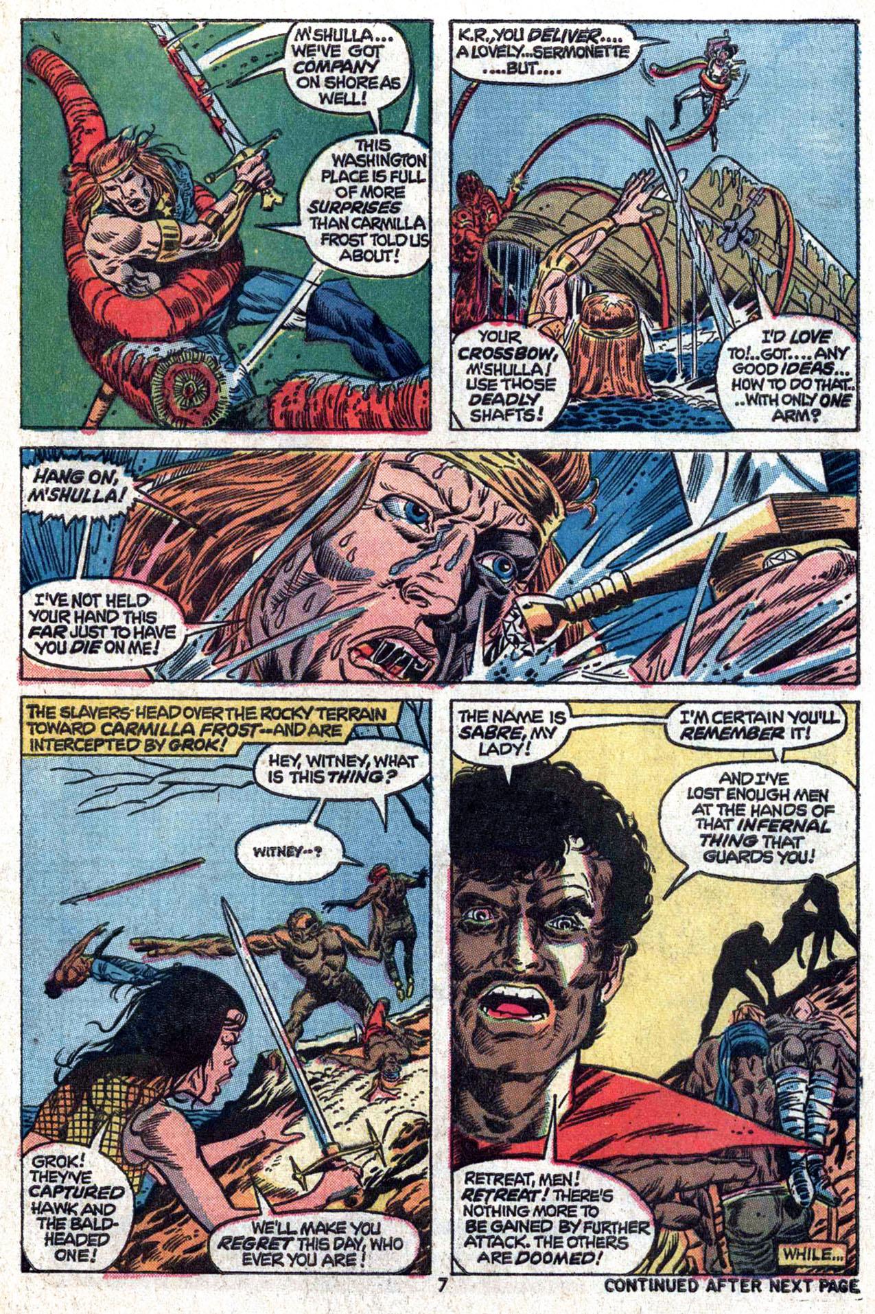 Read online Amazing Adventures (1970) comic -  Issue #22 - 8