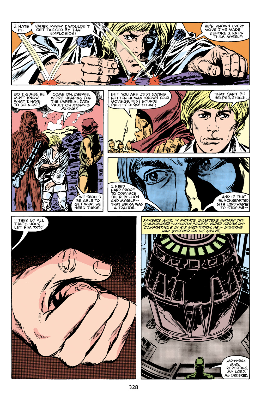 Read online Star Wars Omnibus comic -  Issue # Vol. 16 - 322