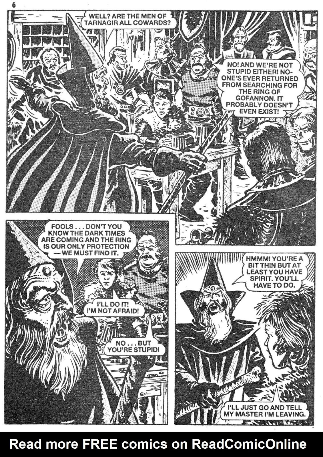 Starblazer issue 209 - Page 7