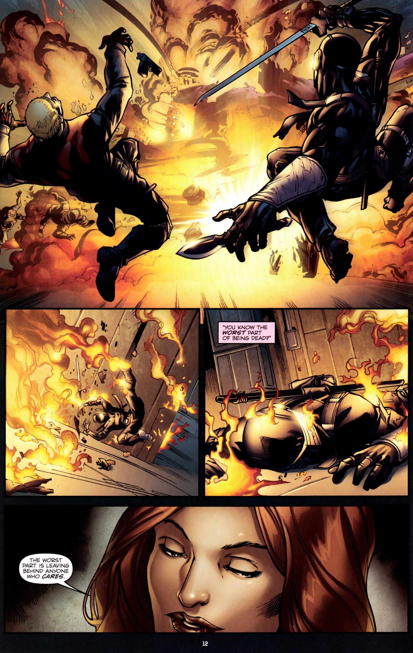 Read online G.I. Joe: Snake Eyes comic -  Issue #2 - 15