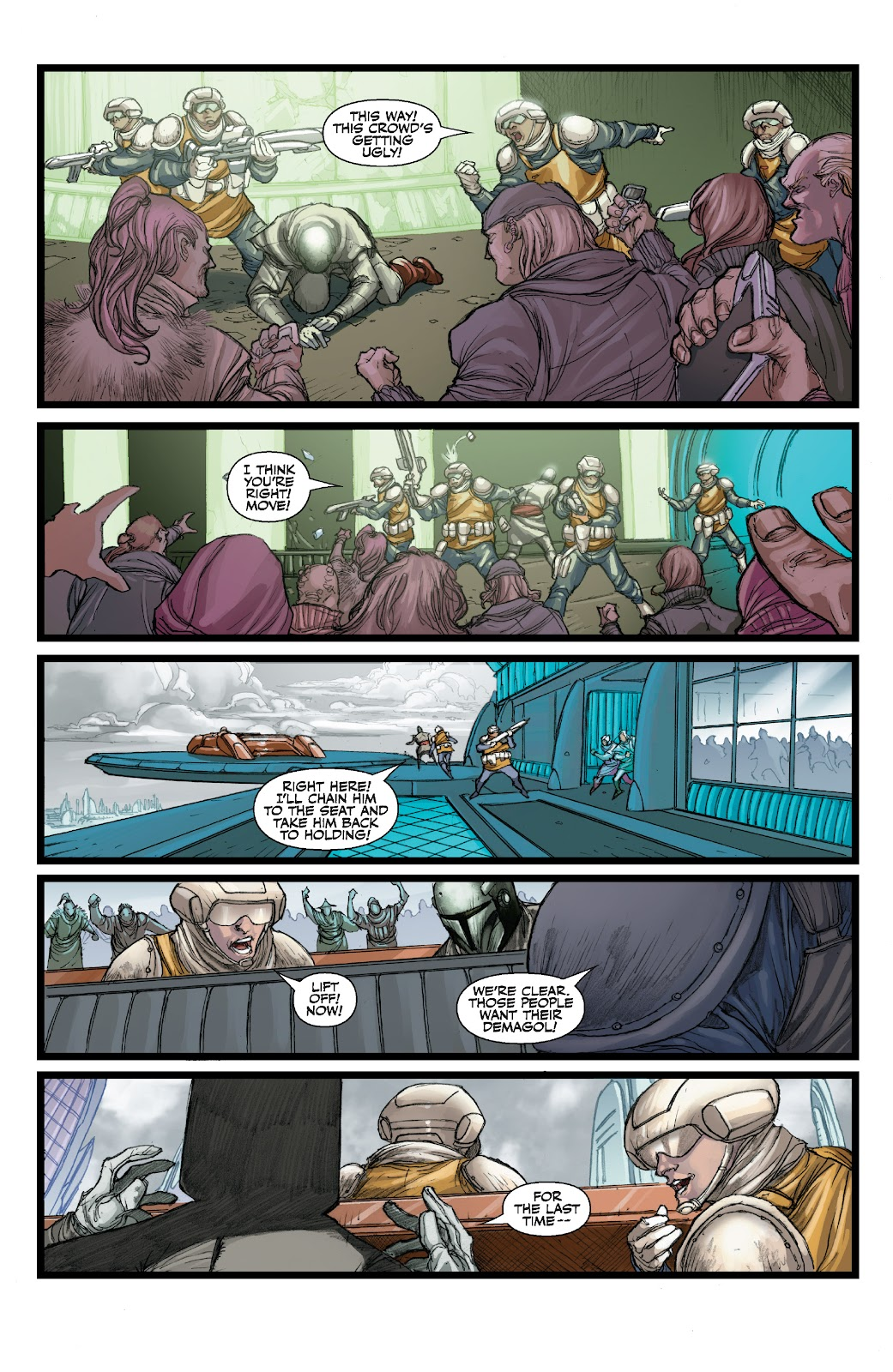 Read online Star Wars Legends: The Old Republic - Epic Collection comic -  Issue # TPB 3 (Part 3) - 30