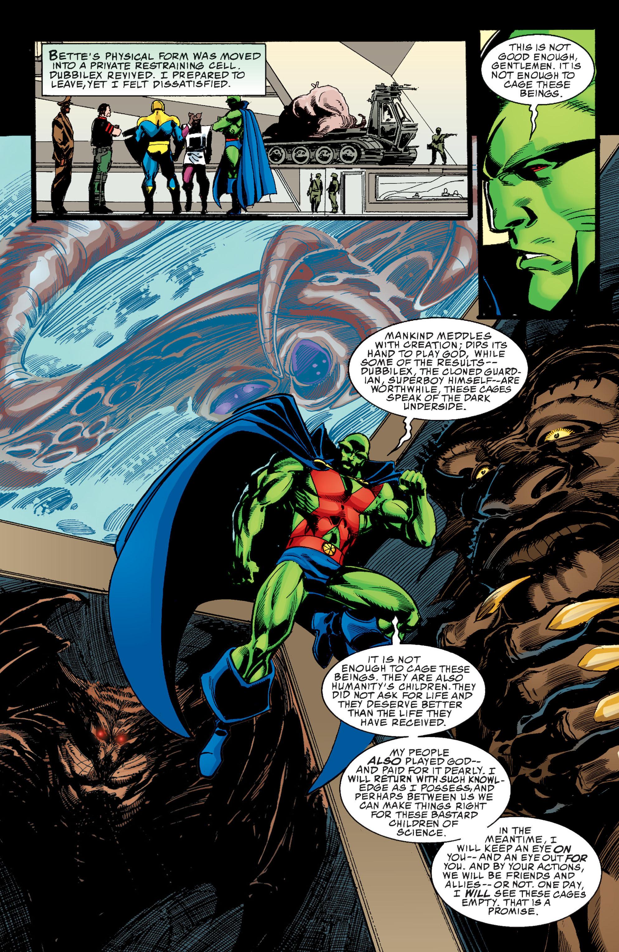 Read online Martian Manhunter: Son of Mars comic -  Issue # TPB - 97