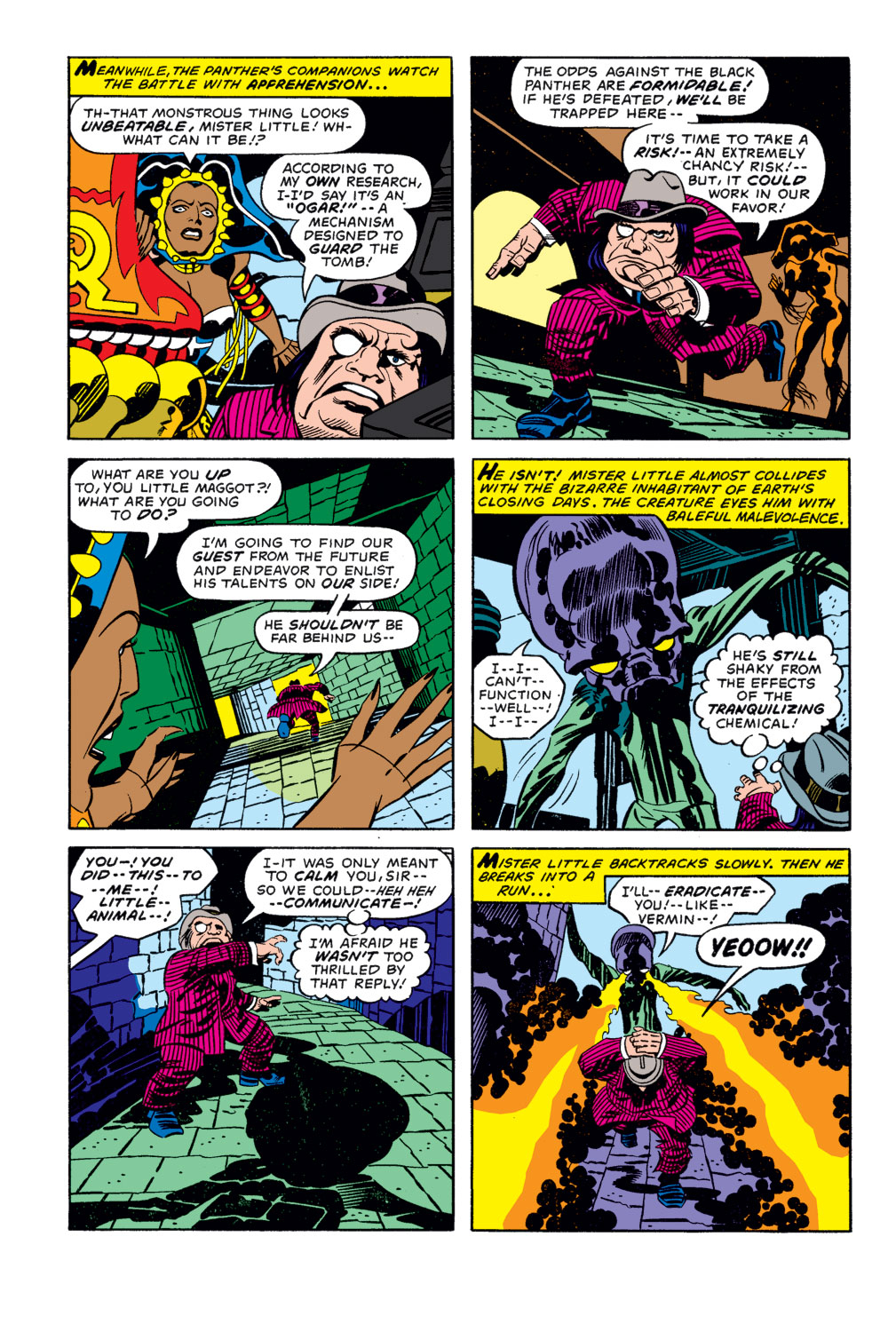 Black Panther (1977) issue 3 - Page 12