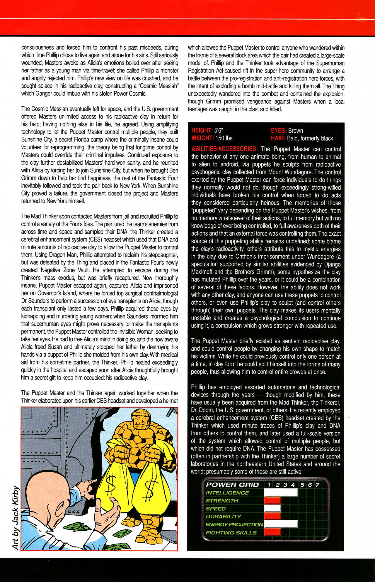 Read online All-New Official Handbook of the Marvel Universe A to Z comic -  Issue #9 - 5