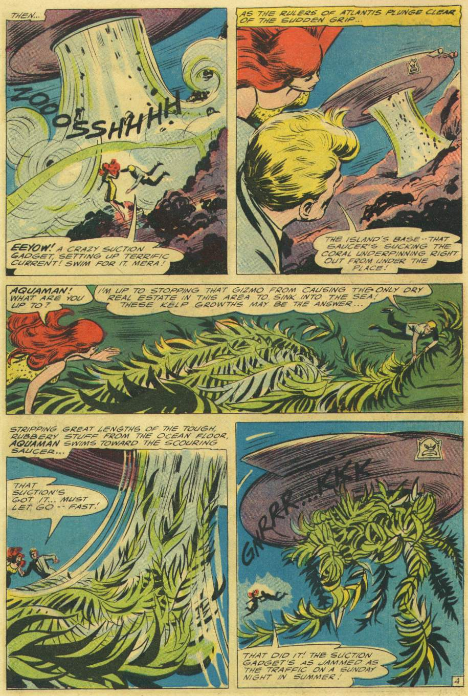 Aquaman (1962) Issue #26 #26 - English 6