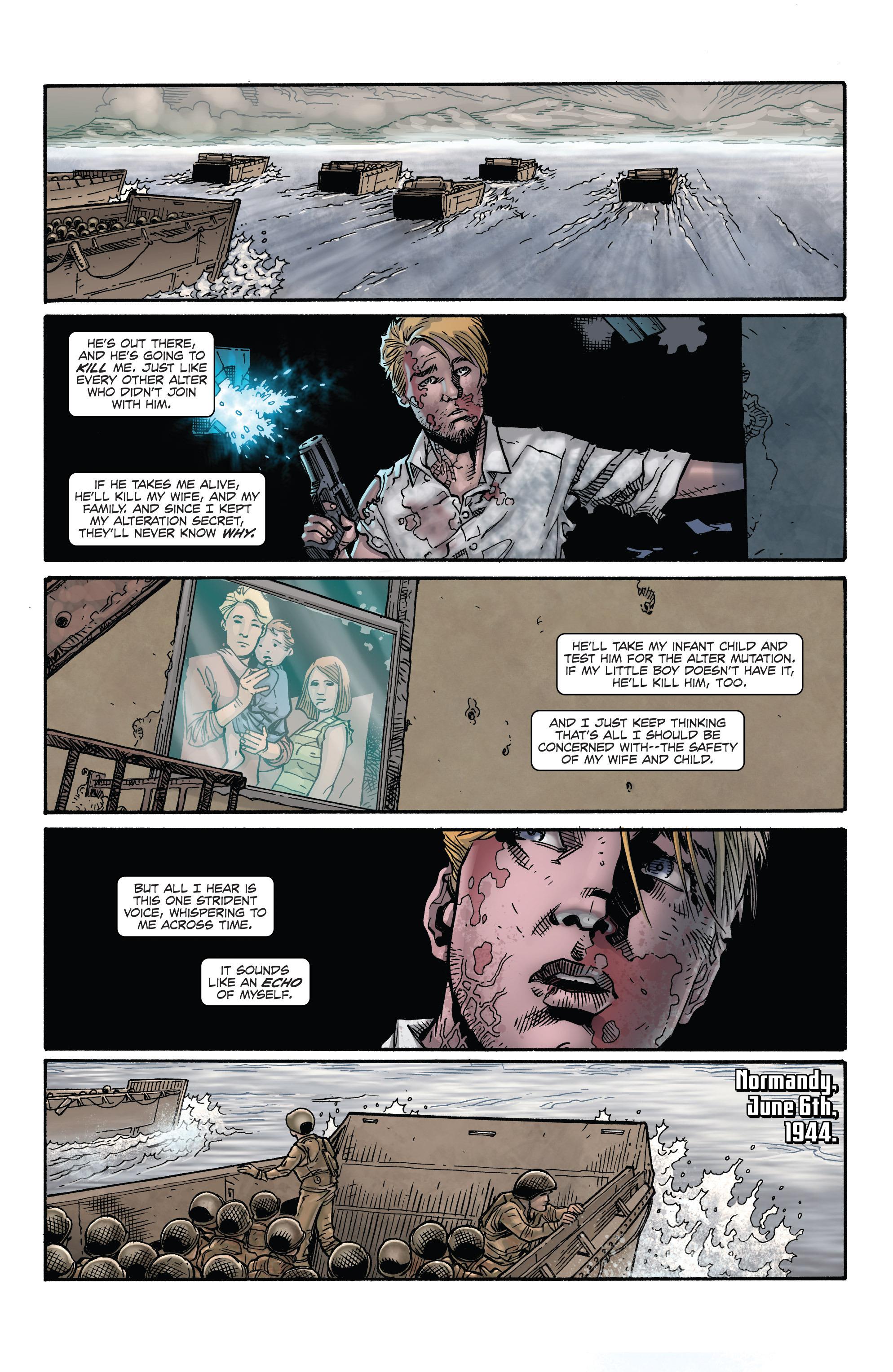 Read online Aftershock Genesis comic -  Issue #1 - 5