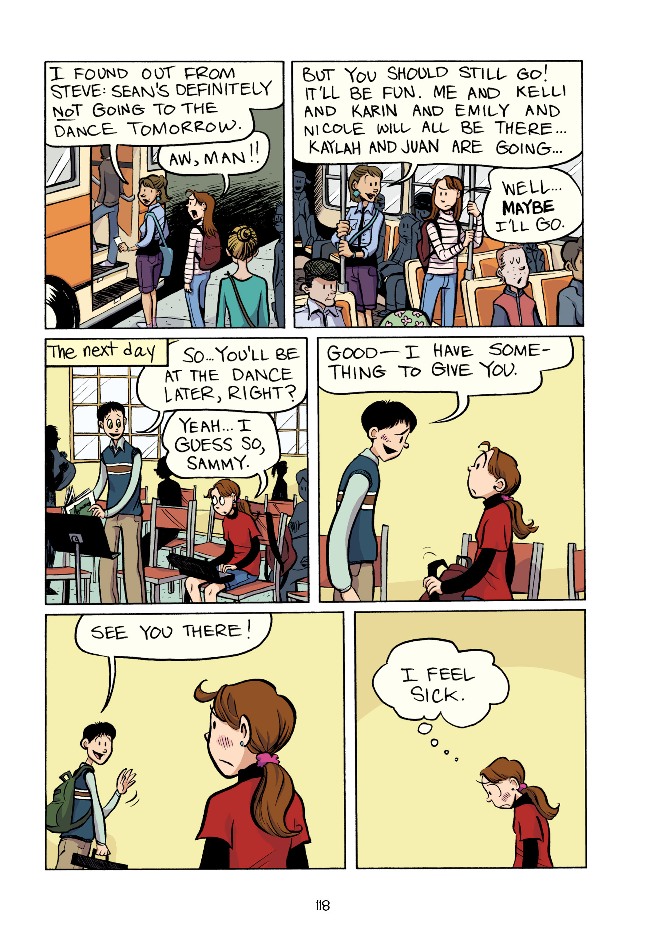 Read online Smile comic -  Issue # TPB - 124