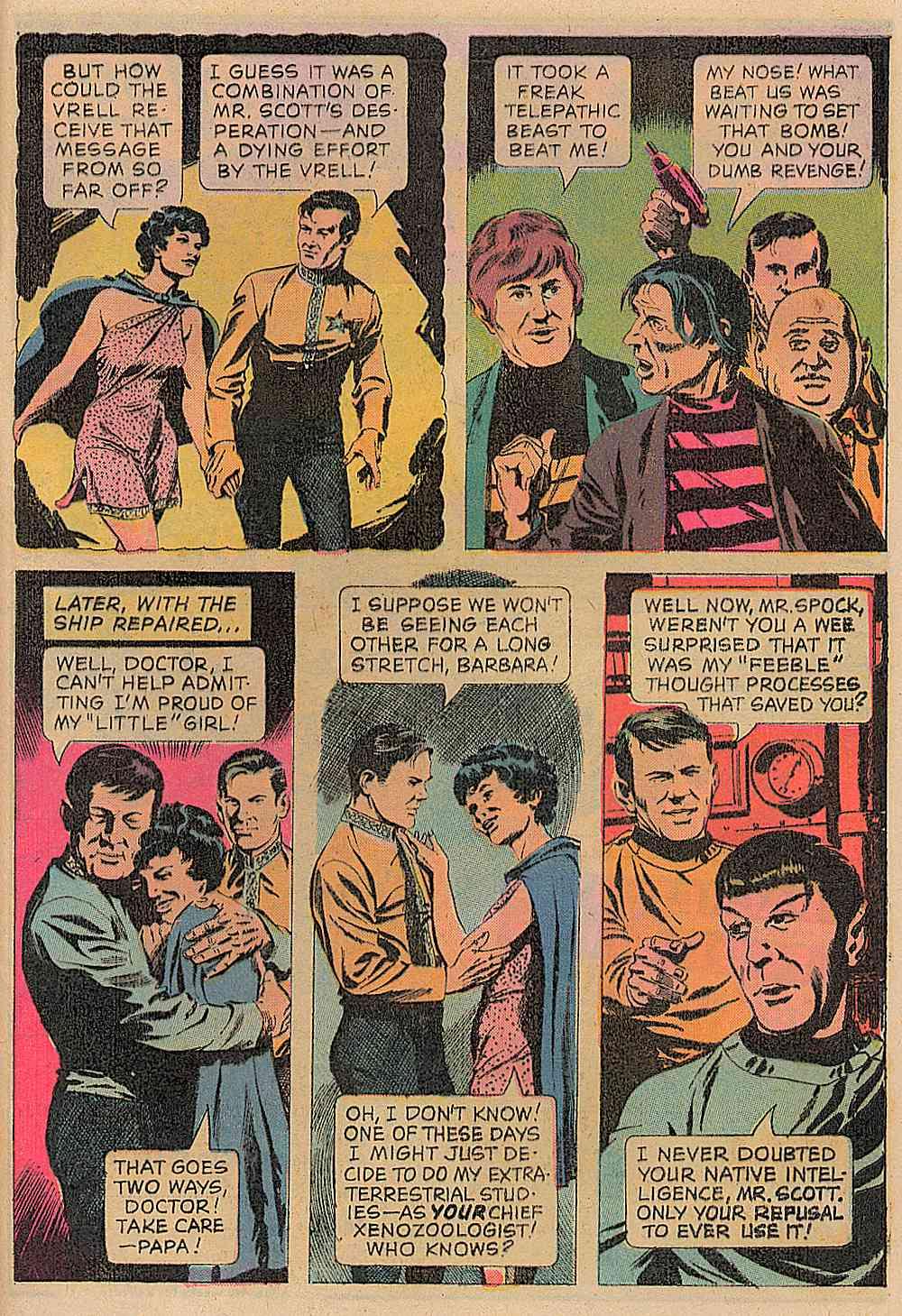 Star Trek (1967) issue 40 - Page 33