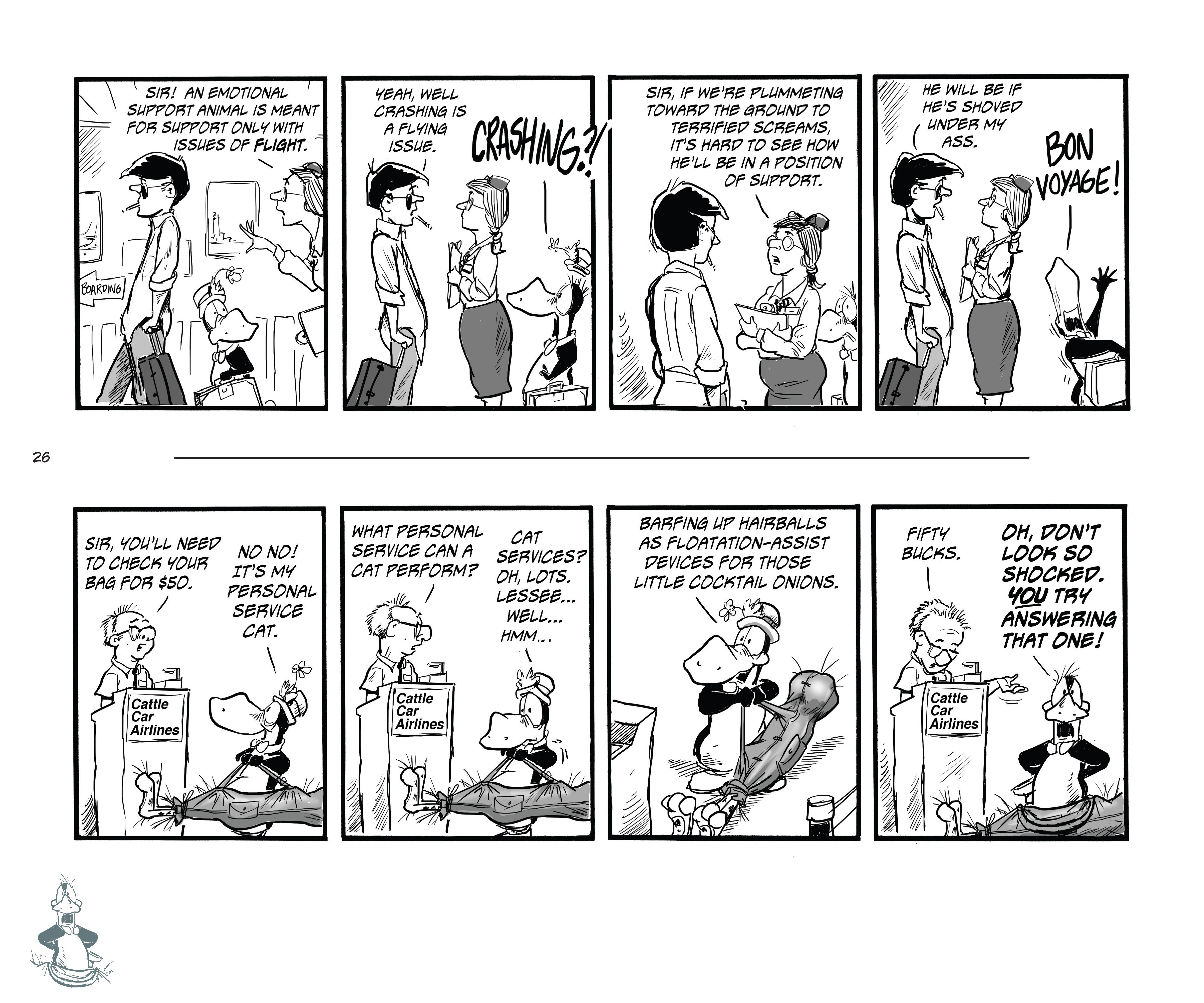 Read online Bloom County Episode XI: A New Hope comic -  Issue # Full - 28