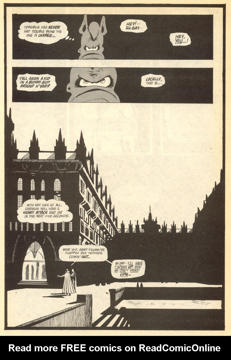 Cerebus Issue #33 #33 - English 23