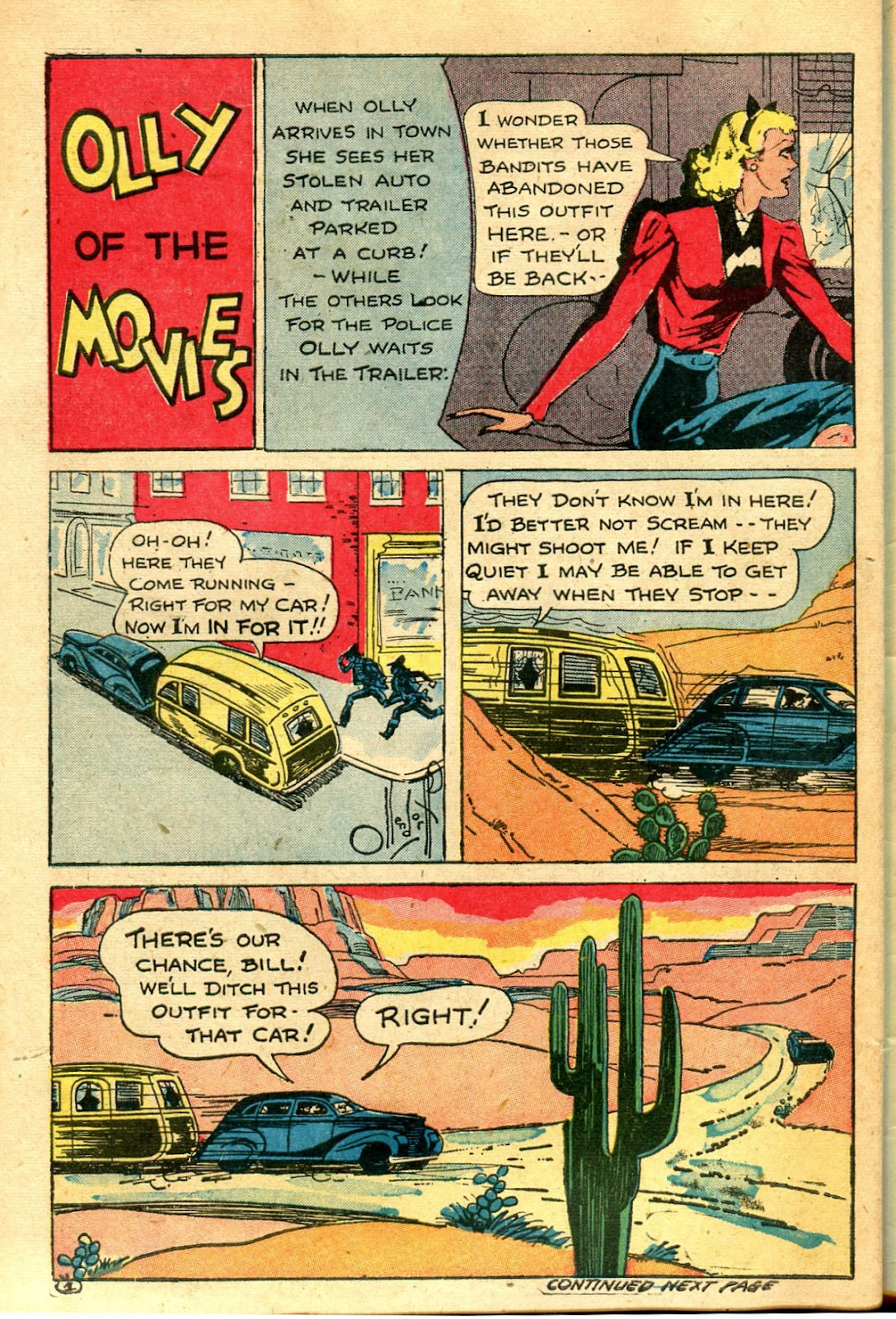Read online Famous Funnies comic -  Issue #124 - 46