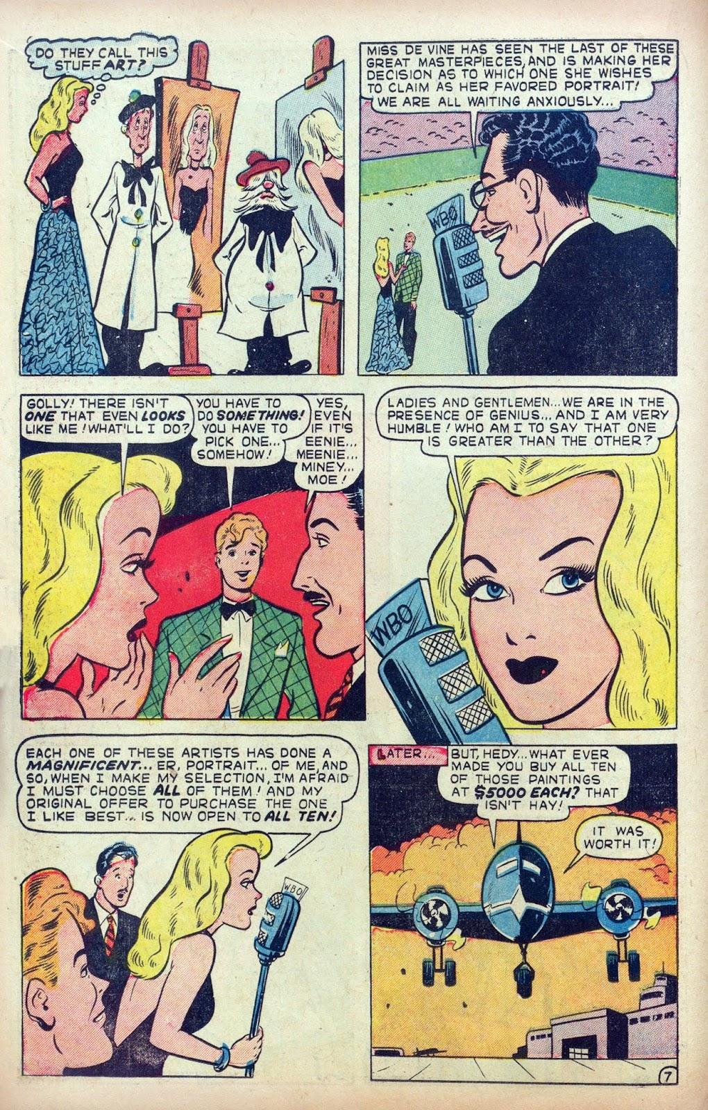 Hedy De Vine Comics issue 31 - Page 18