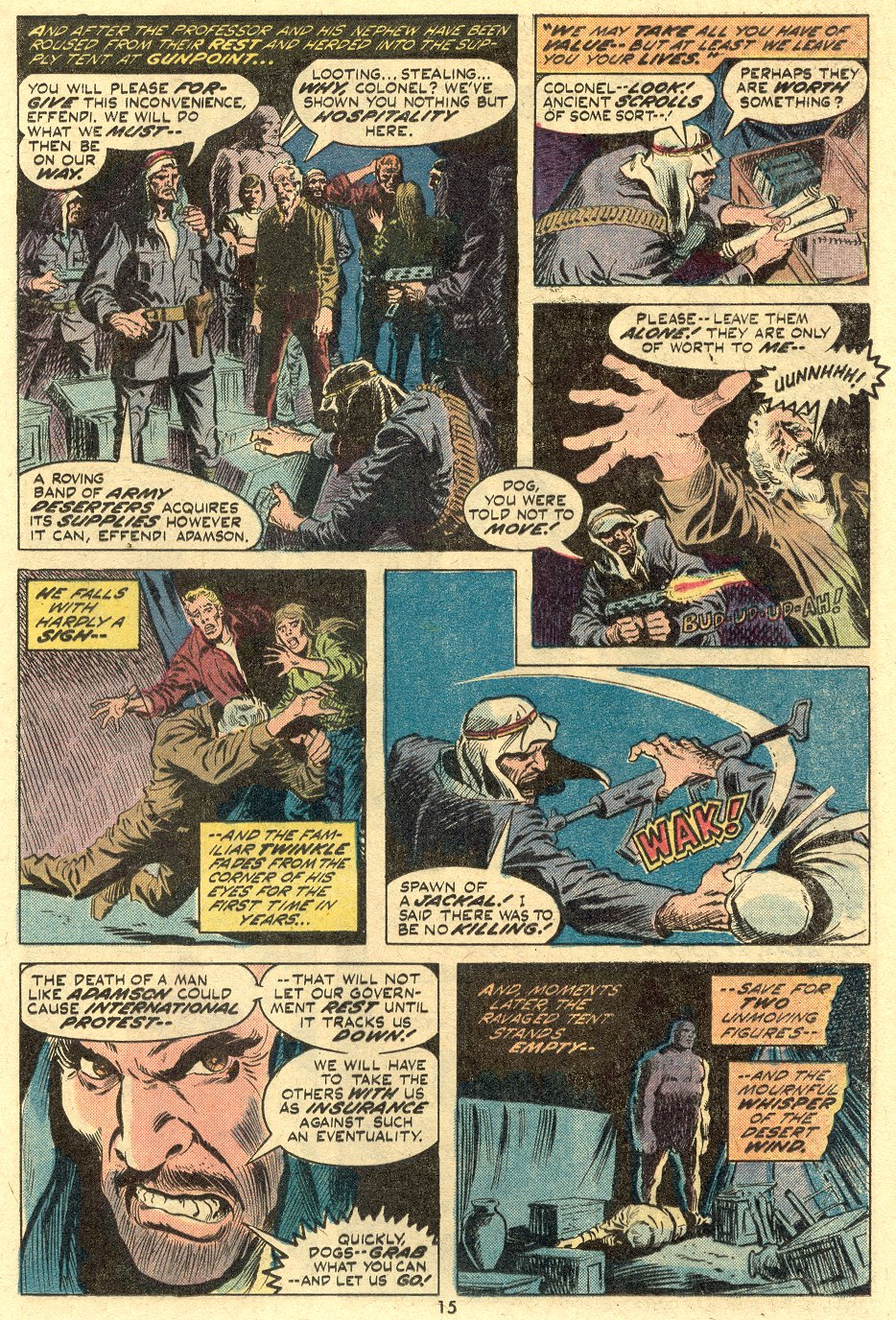 Strange Tales (1951) issue 174 - Page 10
